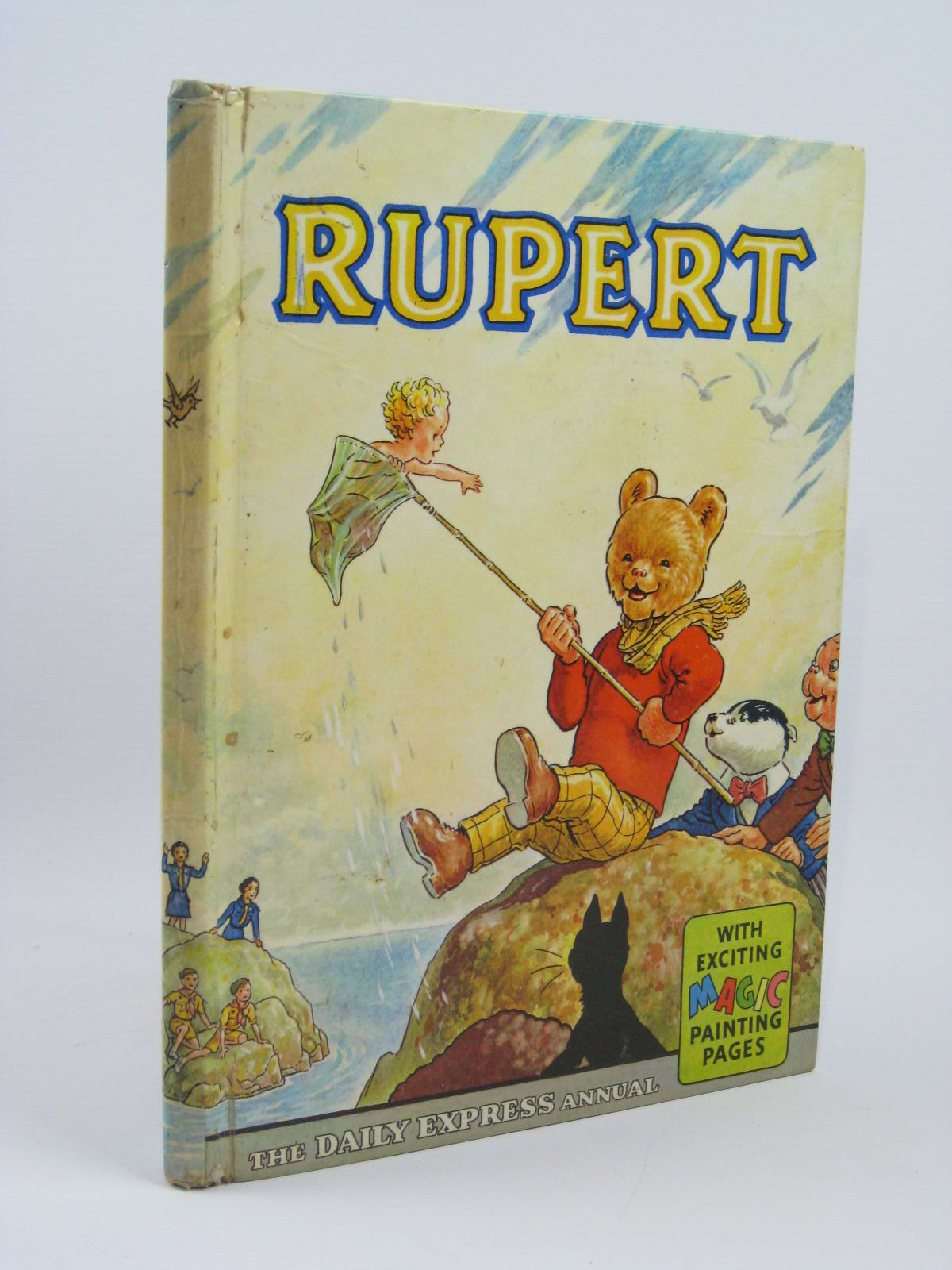 Photo of RUPERT ANNUAL 1963- Stock Number: 1406165