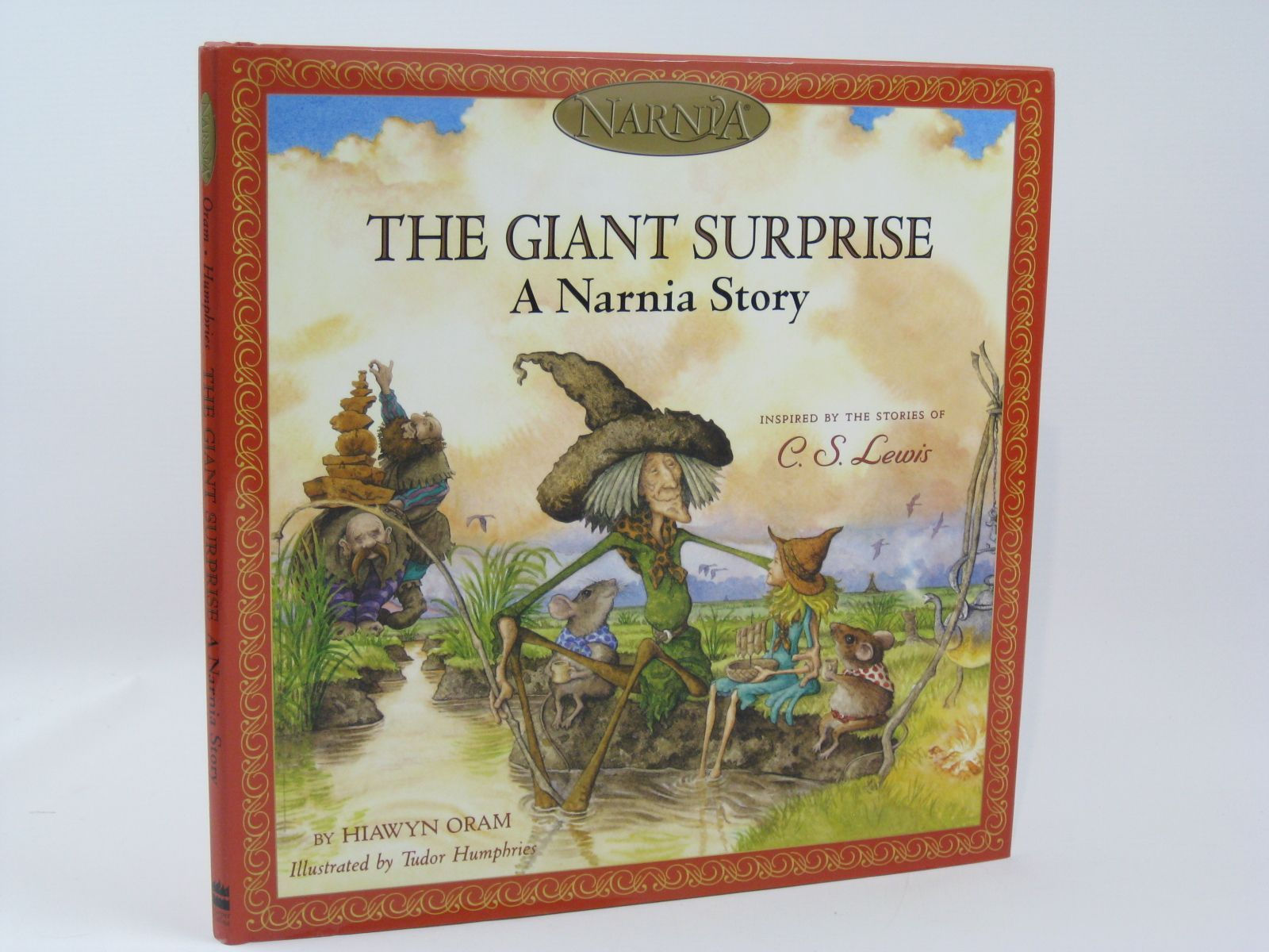 Photo of THE GIANT SURPRISE - A NARNIA STORY- Stock Number: 1406226