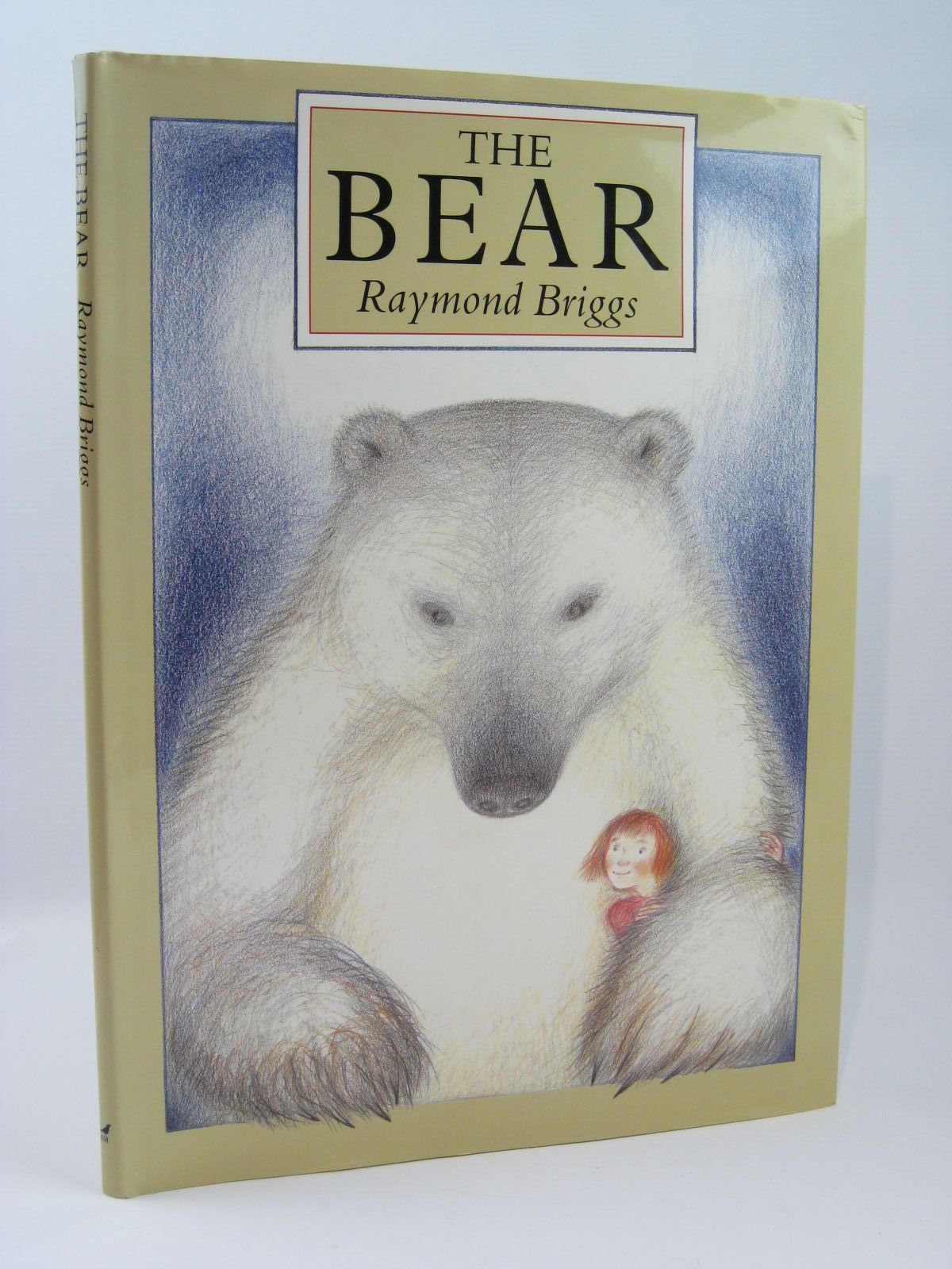 Photo of THE BEAR written by Briggs, Raymond illustrated by Briggs, Raymond published by Julia MacRae Books (STOCK CODE: 1406235)  for sale by Stella & Rose's Books