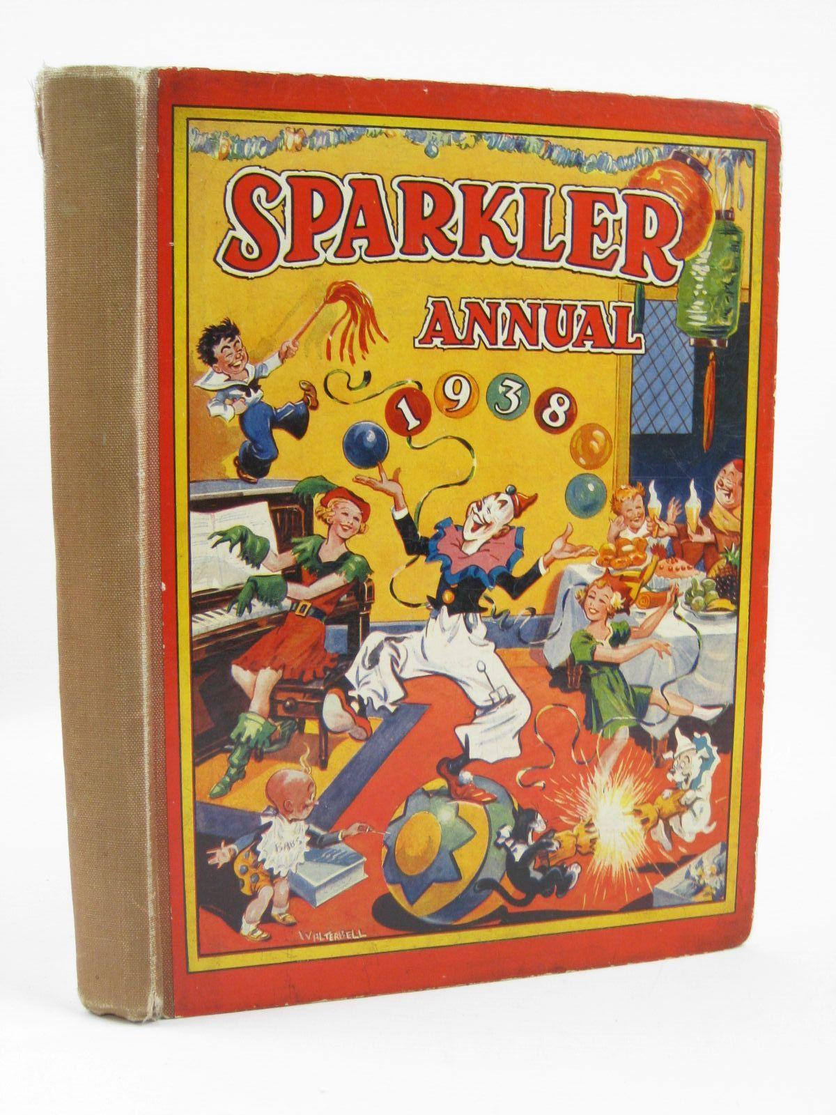 Photo of SPARKLER ANNUAL 1938- Stock Number: 1406353