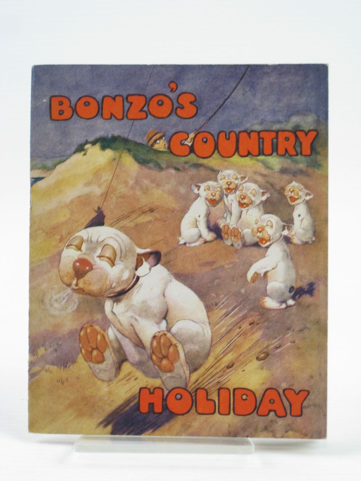 Photo of BONZO'S COUNTRY HOLIDAY written by Studdy, G.E. Jellicoe, George illustrated by Studdy, G.E. published by John Swain & Son Limited, E.P. Dutton & Co. (STOCK CODE: 1406355)  for sale by Stella & Rose's Books