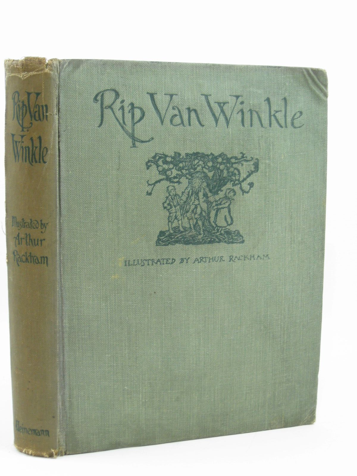 Photo of RIP VAN WINKLE- Stock Number: 1406359