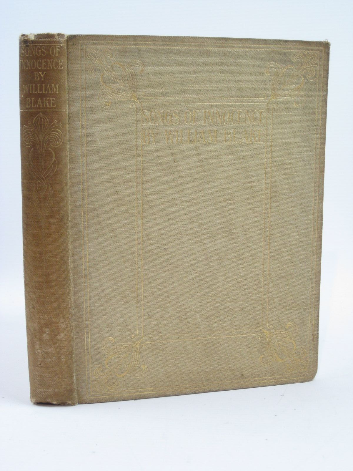 Photo of SONGS OF INNOCENCE written by Blake, William Seccombe, Thomas S. illustrated by Appleton, Honor C. published by Herbert & Daniel (STOCK CODE: 1406398)  for sale by Stella & Rose's Books