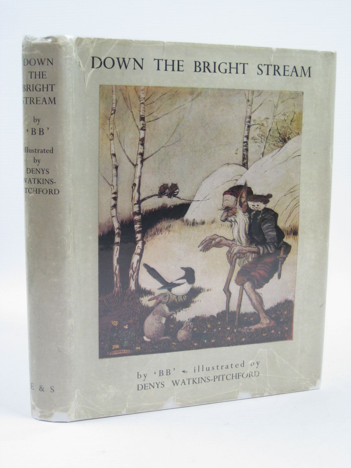 Photo of DOWN THE BRIGHT STREAM- Stock Number: 1406401