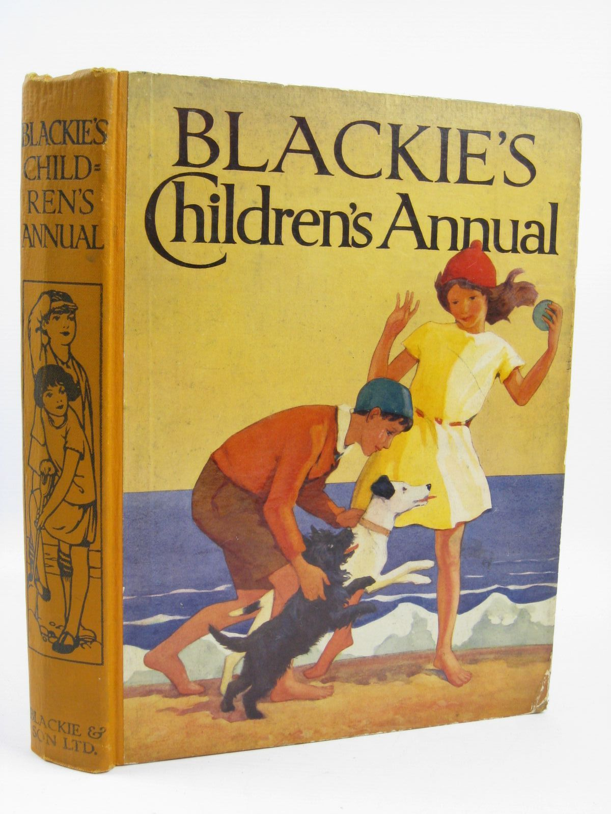 Photo of BLACKIE'S CHILDREN'S ANNUAL 30TH YEAR- Stock Number: 1406403