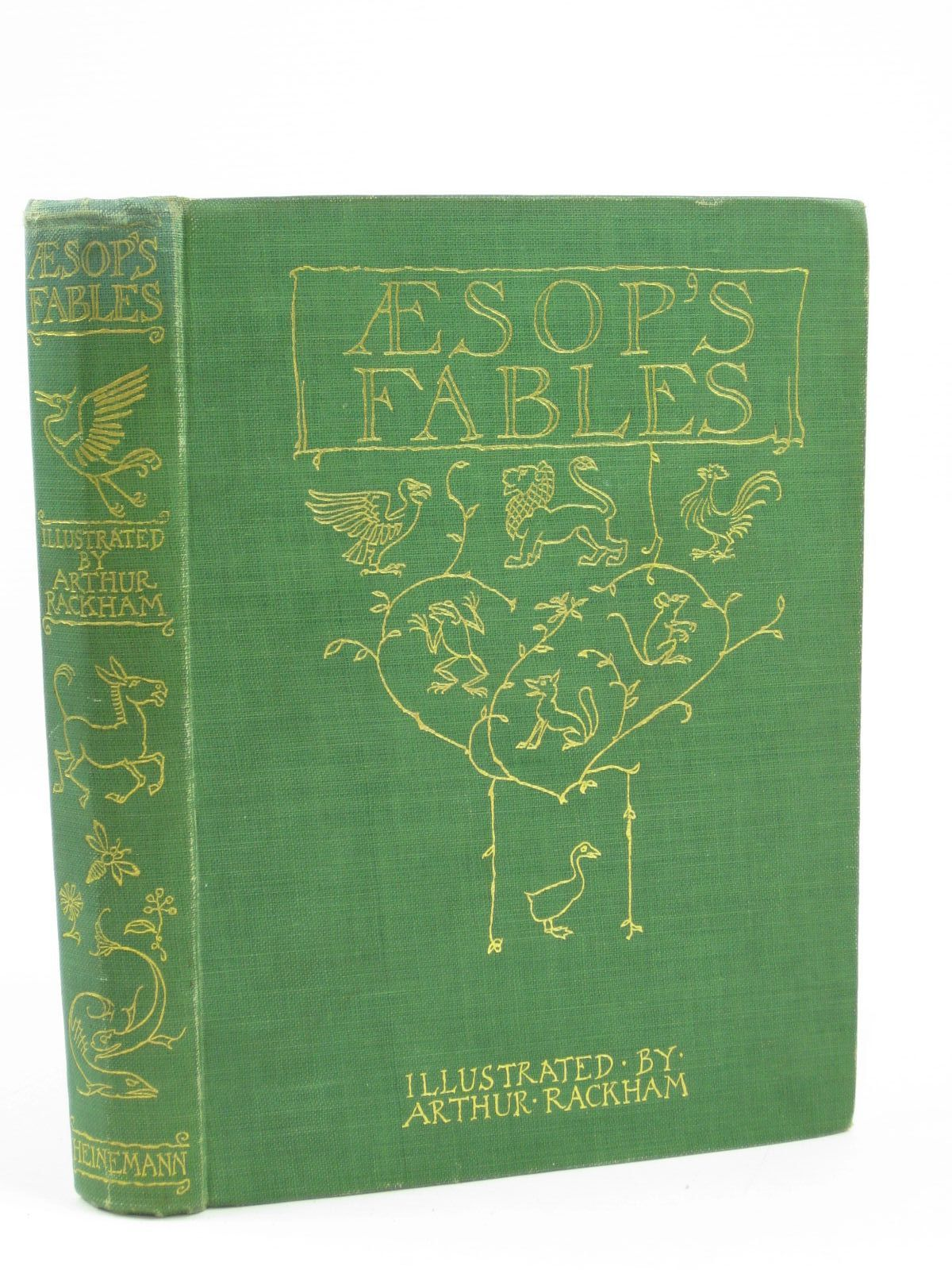 Photo of AESOP'S FABLES- Stock Number: 1406453