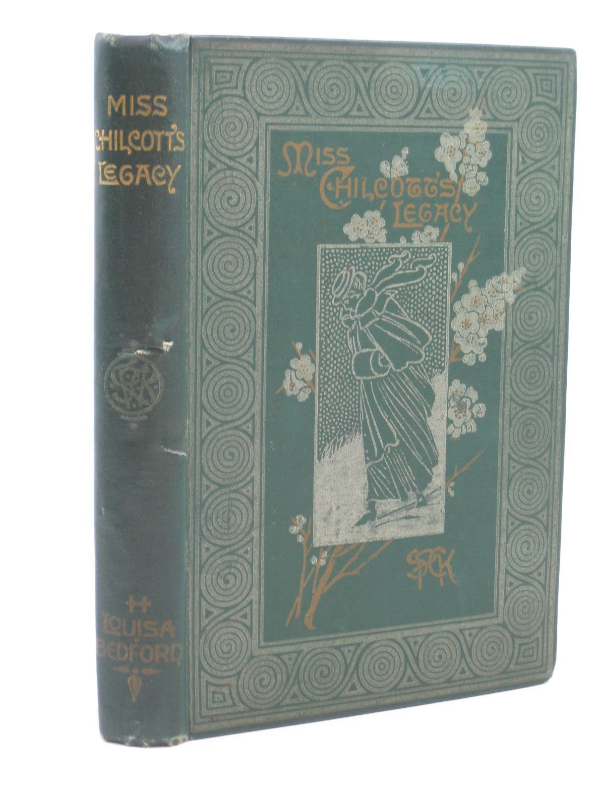 Photo of MISS CHILCOTT'S LEGACY written by Bedford, H. Louisa illustrated by Goble, Warwick published by Society for Promoting Christian Knowledge (STOCK CODE: 1406459)  for sale by Stella & Rose's Books