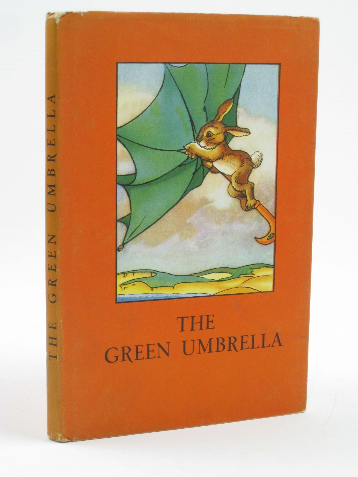 Photo of THE GREEN UMBRELLA- Stock Number: 1406602