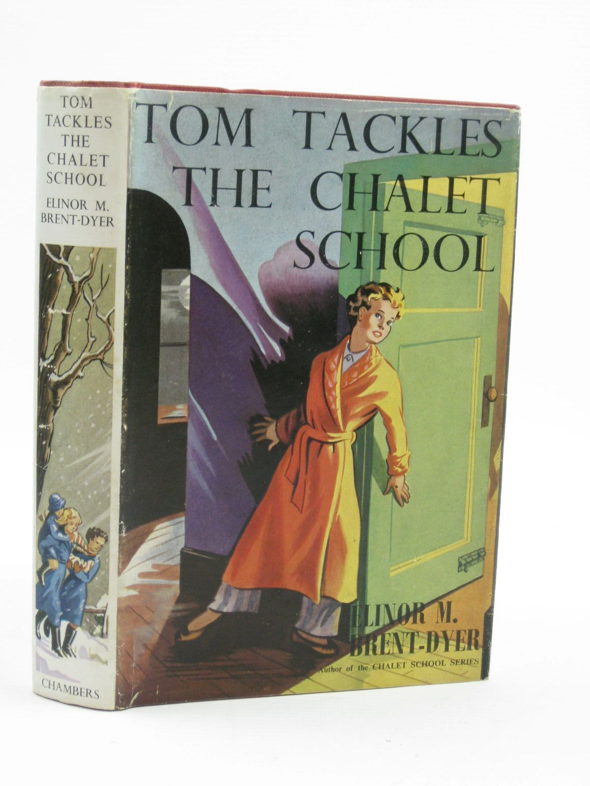 Photo of TOM TACKLES THE CHALET SCHOOL- Stock Number: 1406632