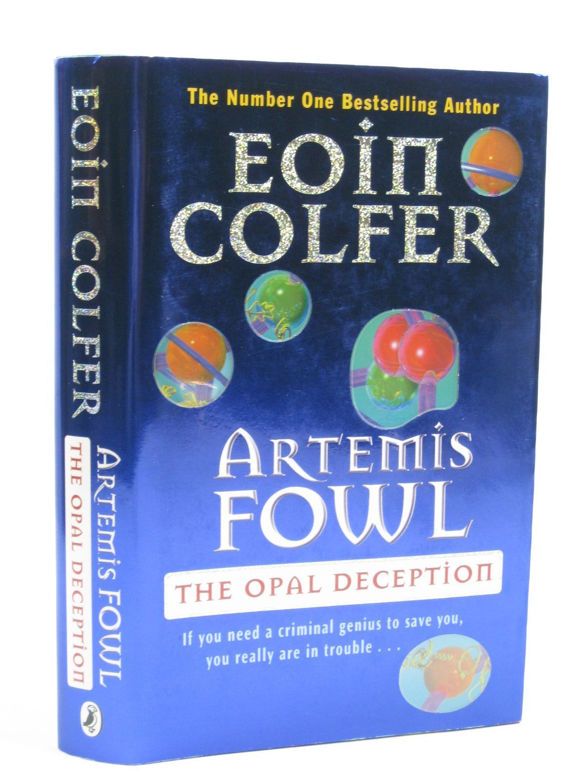 Photo of ARTEMIS FOWL THE OPAL DECEPTION- Stock Number: 1406691