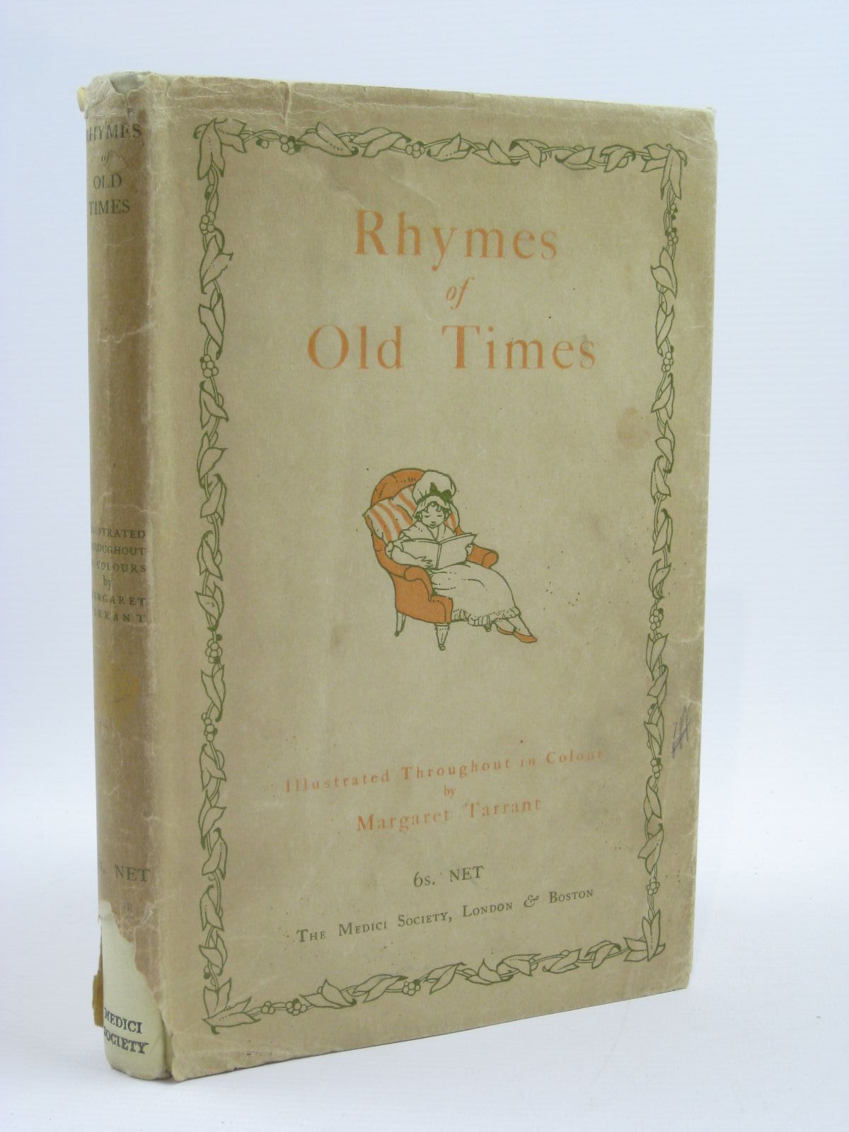 Photo of RHYMES OF OLD TIMES- Stock Number: 1406741