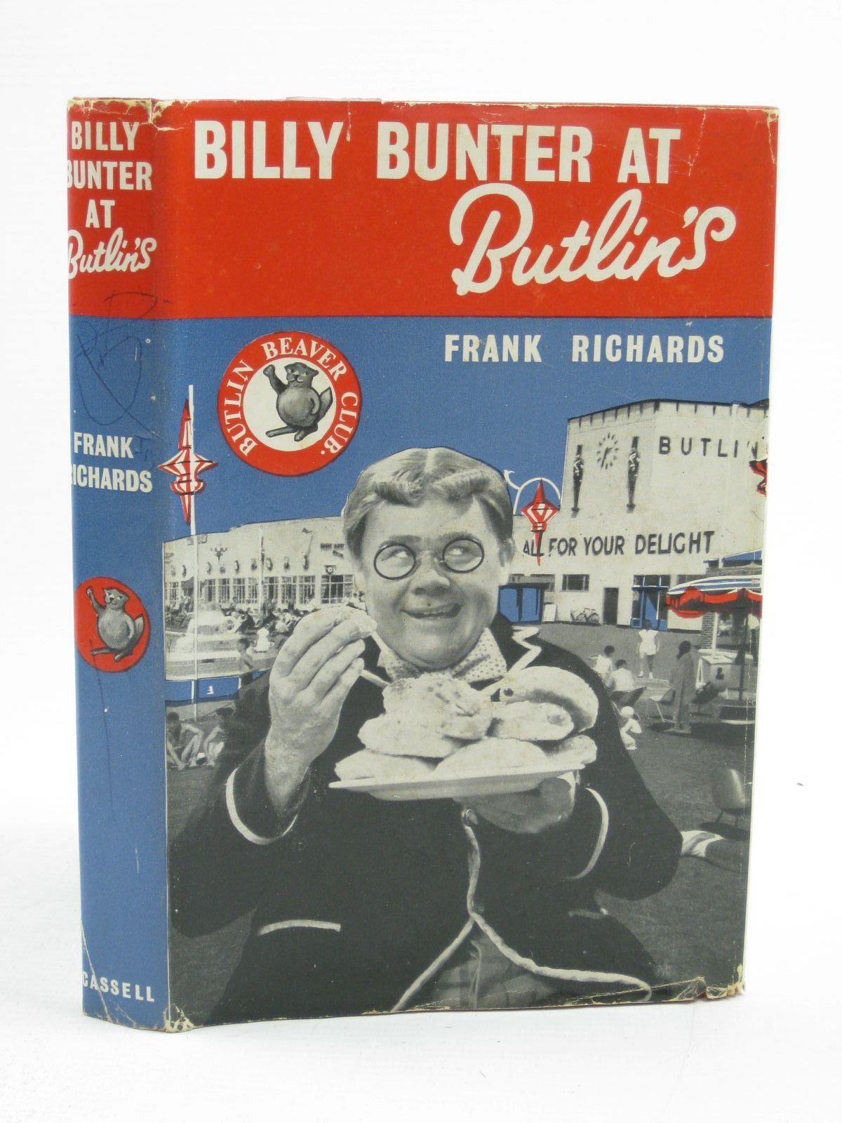 Photo of BILLY BUNTER AT BUTLIN'S- Stock Number: 1406766