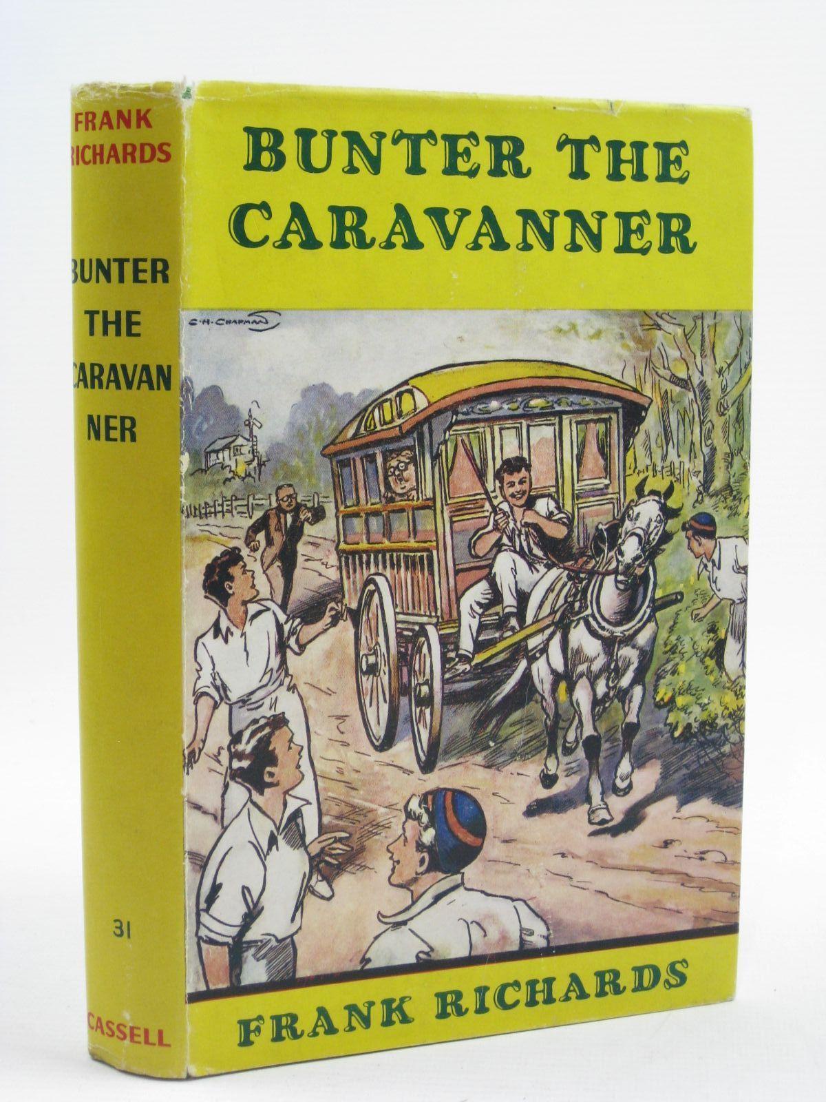 Photo of BUNTER THE CARAVANNER- Stock Number: 1406903