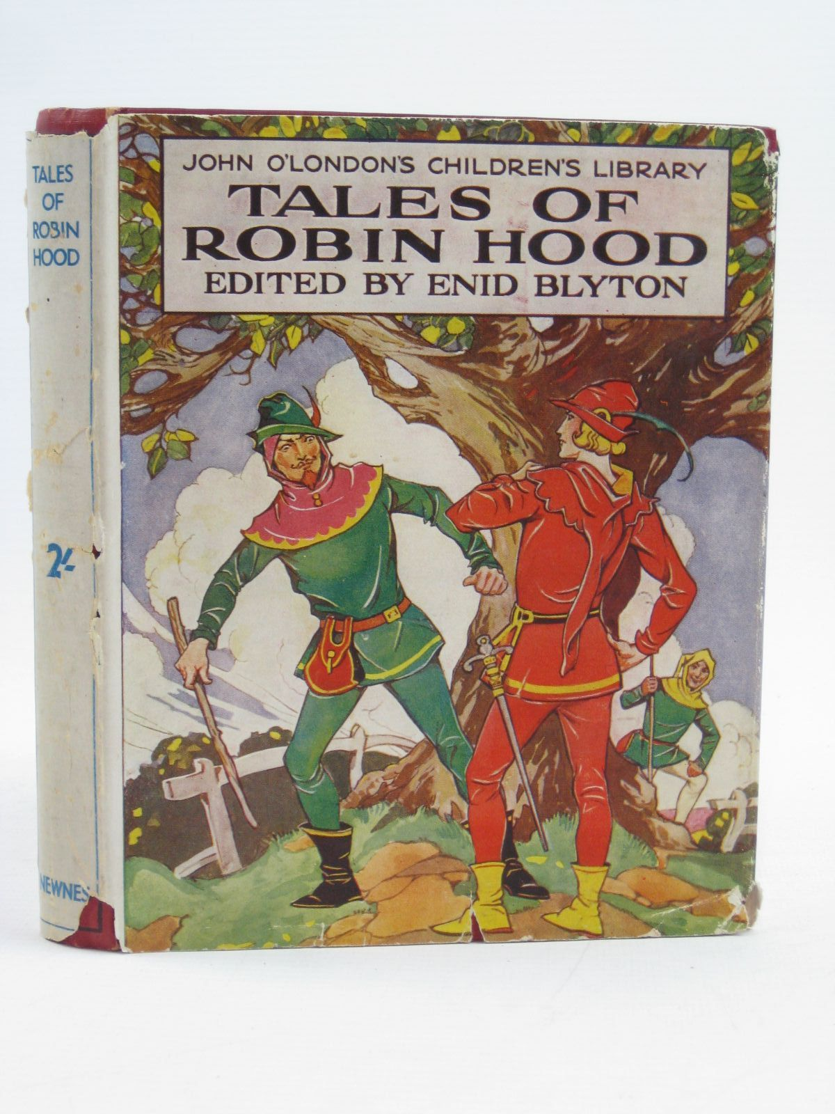 Photo of TALES OF ROBIN HOOD- Stock Number: 1406937