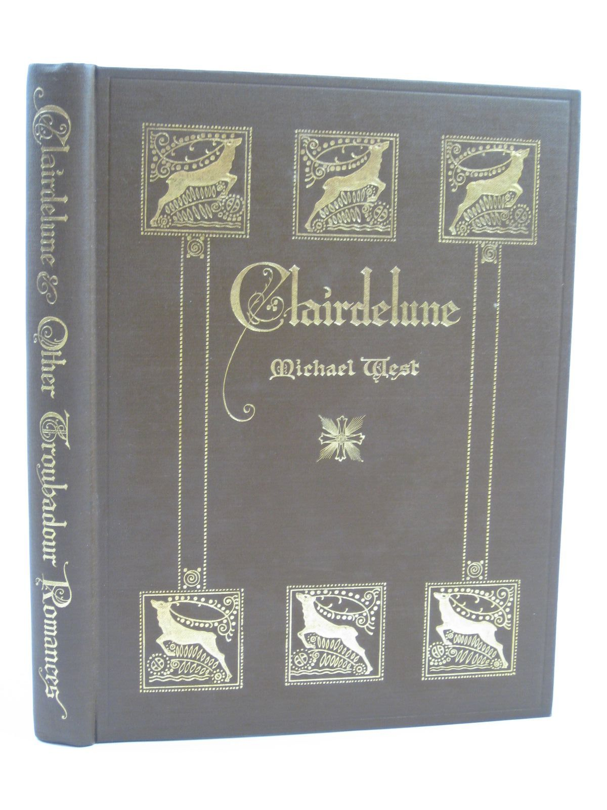 Photo of CLAIR DE LUNE AND OTHER TROUBADOUR ROMANCES written by West, Michael Mereer, Alfred illustrated by Paul, Evelyn published by George G. Harrap & Co. (STOCK CODE: 1407020)  for sale by Stella & Rose's Books
