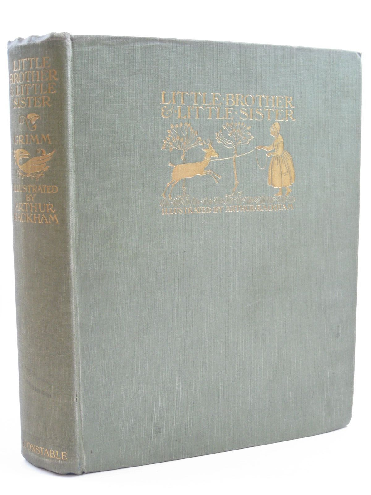 Photo of LITTLE BROTHER & LITTLE SISTER AND OTHER TALES- Stock Number: 1407023