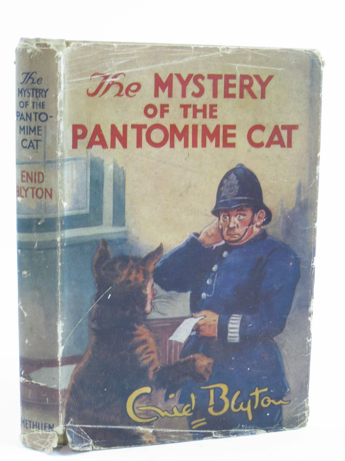 Photo of THE MYSTERY OF THE PANTOMIME CAT- Stock Number: 1407034