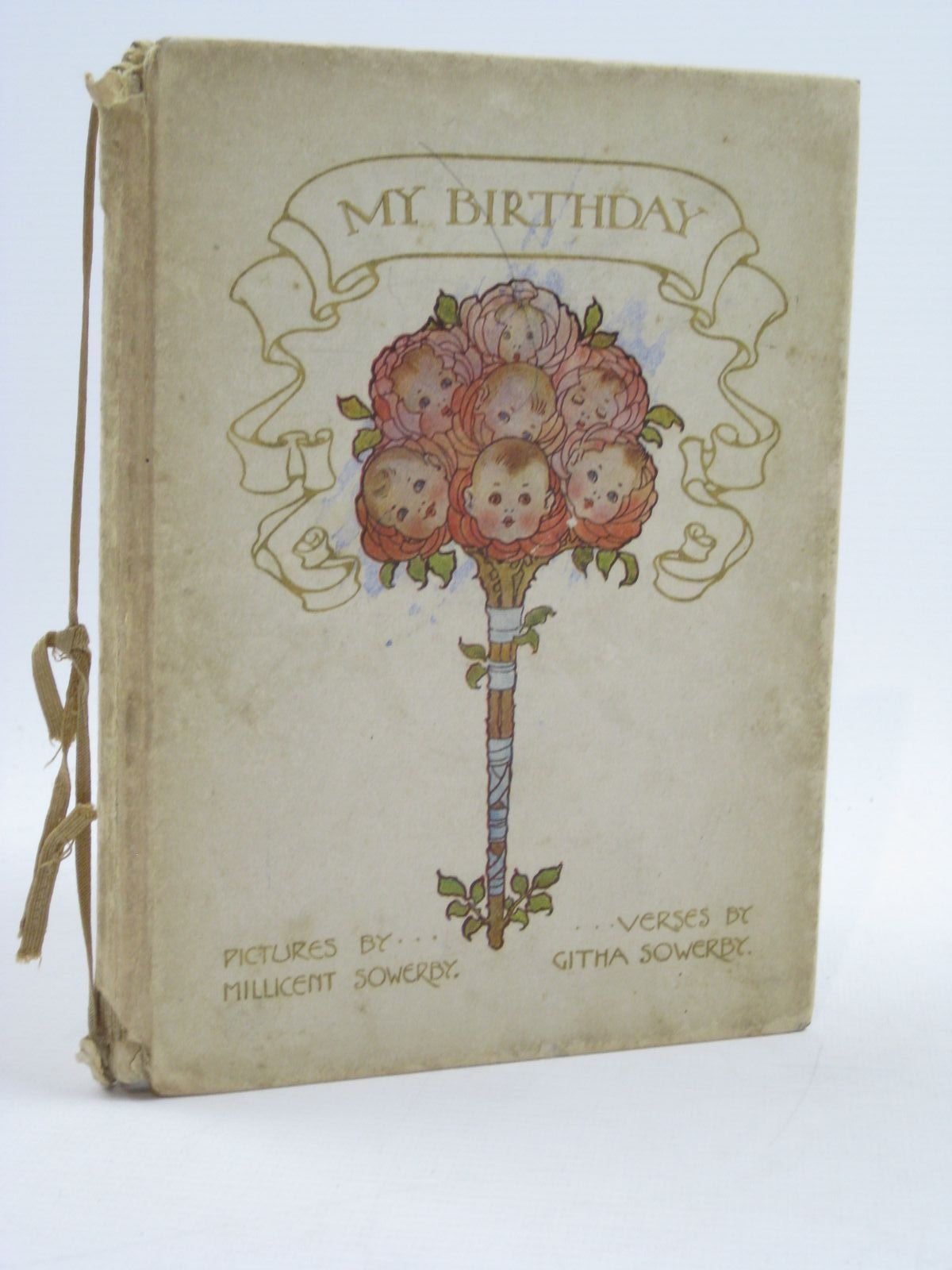 Photo of MY BIRTHDAY written by Sowerby, Githa illustrated by Sowerby, Millicent published by Humphrey Milford, Oxford University Press (STOCK CODE: 1407036)  for sale by Stella & Rose's Books