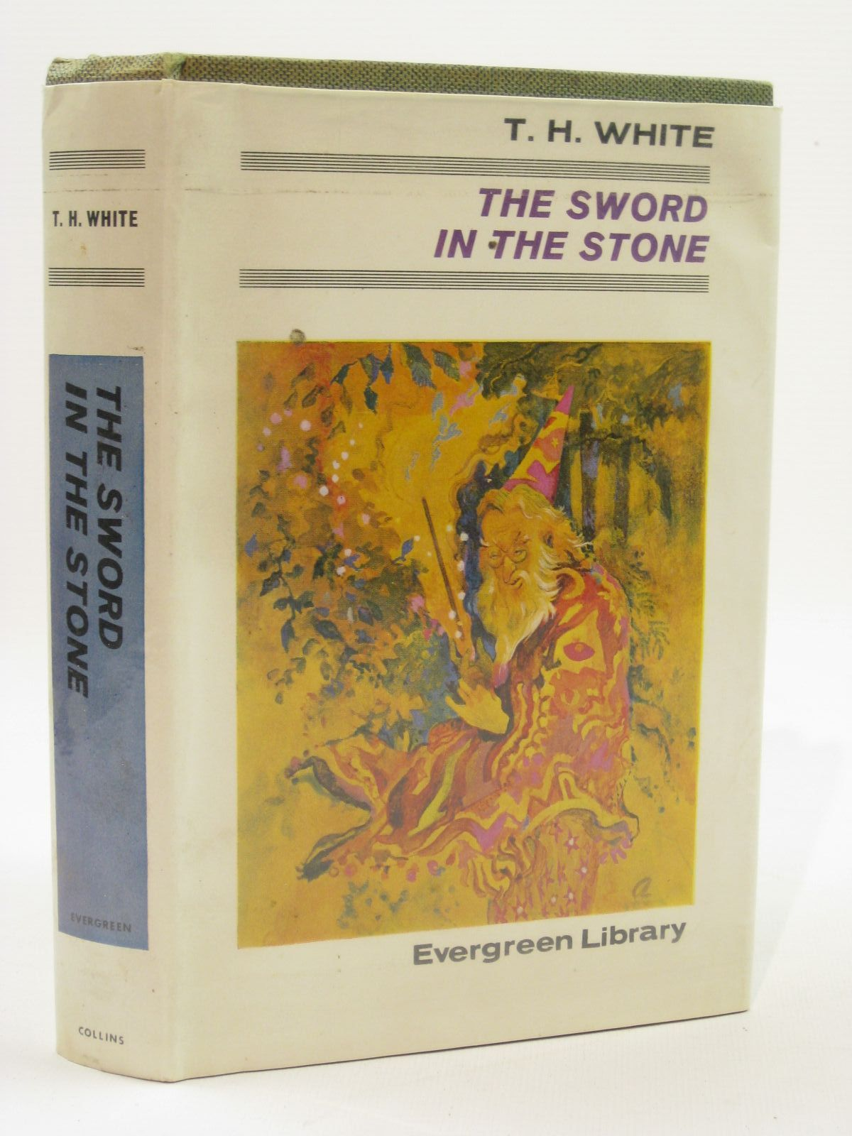 Photo of THE SWORD IN THE STONE written by Whitehead, T.H. published by Collins (STOCK CODE: 1407090)  for sale by Stella & Rose's Books