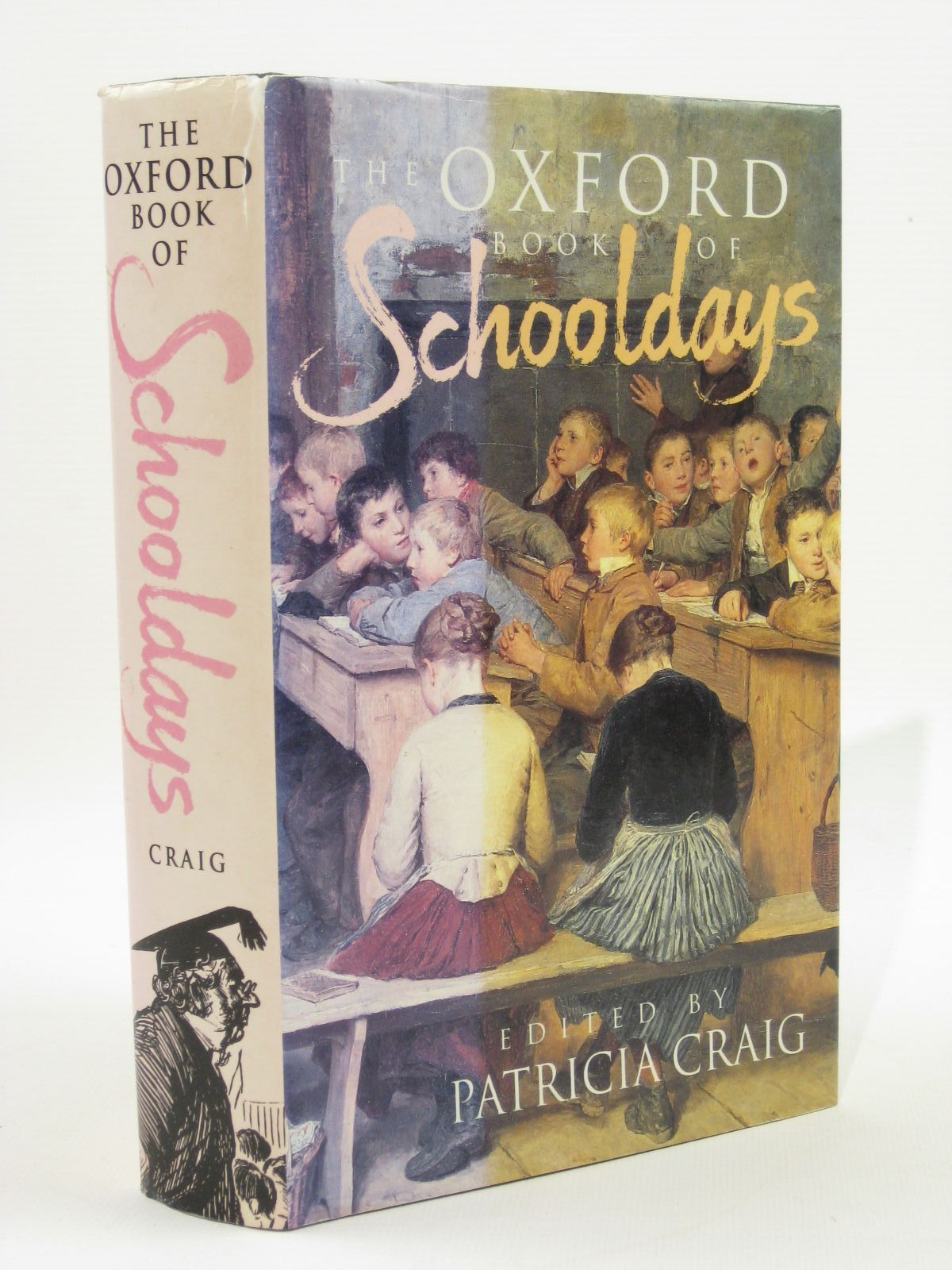 Photo of THE OXFORD BOOK OF SCHOOLDAYS- Stock Number: 1407092