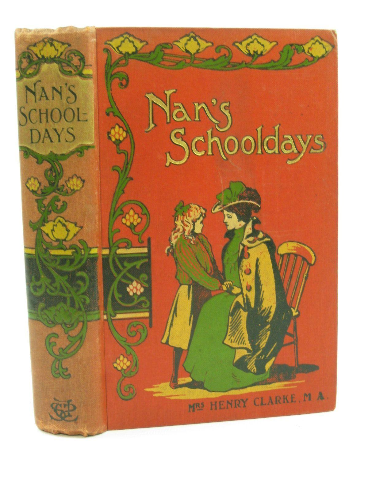 Photo of NAN'S SCHOOLDAYS- Stock Number: 1407102