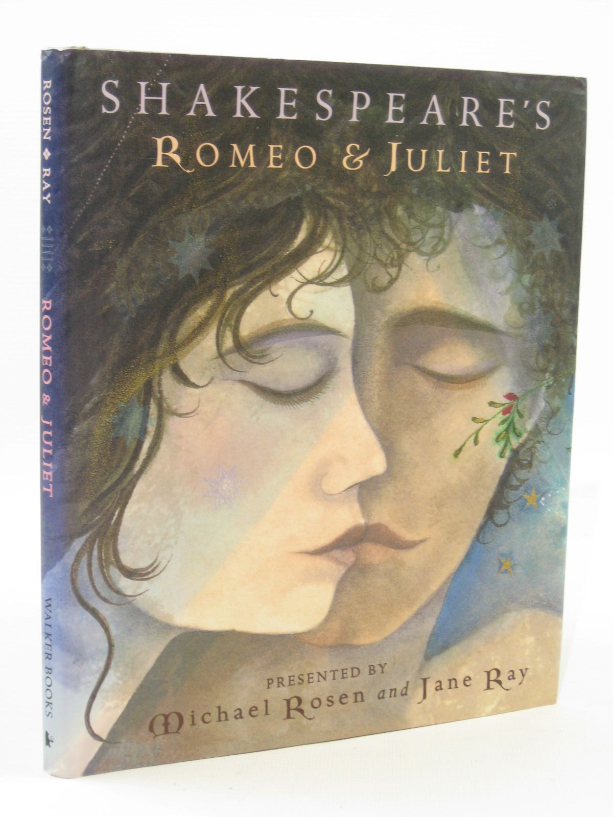 Photo of SHAKESPEARE'S ROMEO & JULIET written by Shakespeare, William
