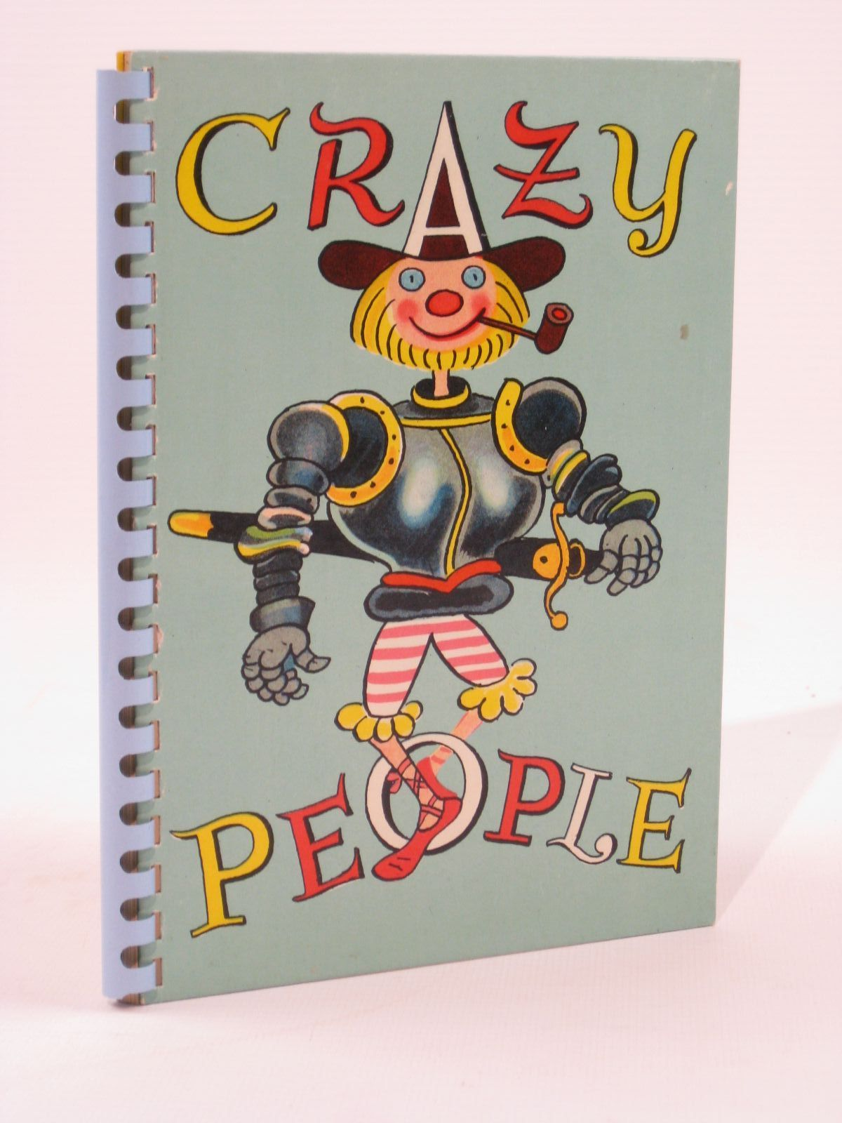 Photo of 8192 CRAZY PEOPLE illustrated by Trier, Walter published by Atrium Press Ltd. (STOCK CODE: 1407162)  for sale by Stella & Rose's Books