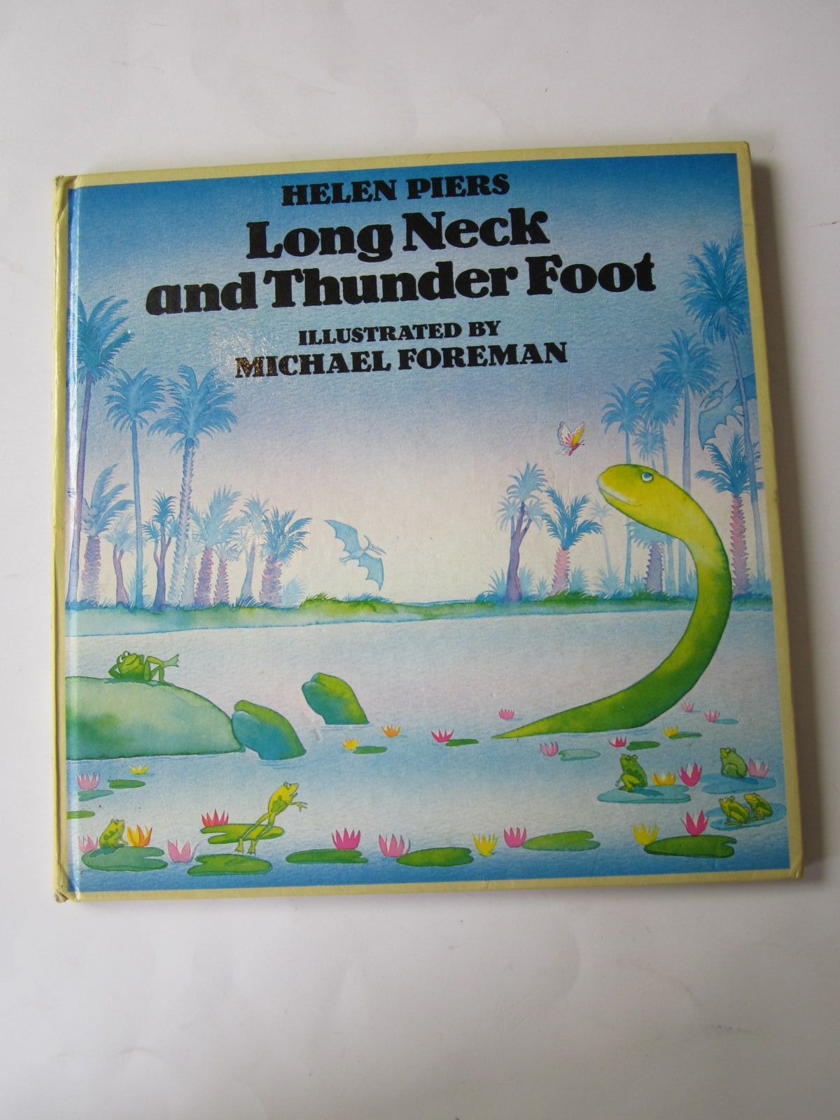 Photo of LONG NECK AND THUNDER FOOT- Stock Number: 1501119