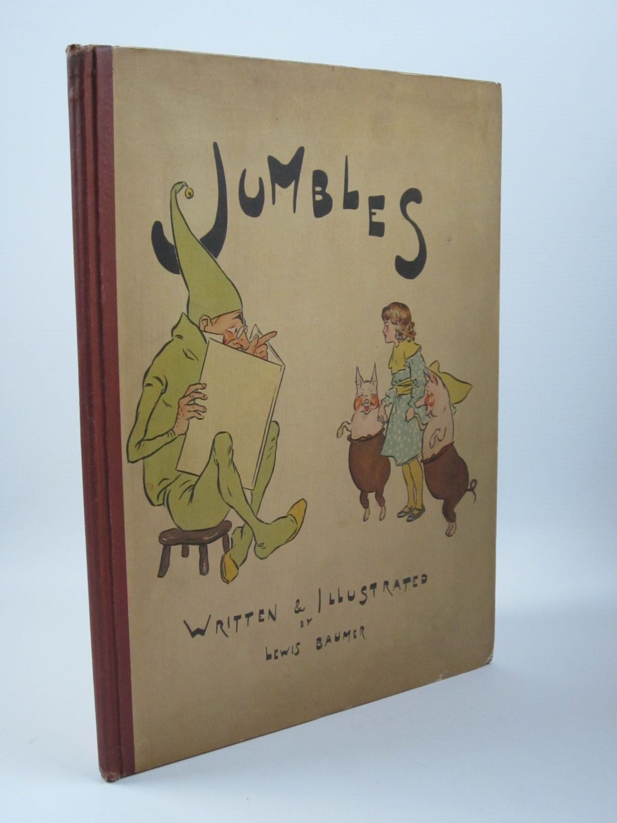 Photo of JUMBLES- Stock Number: 1501329