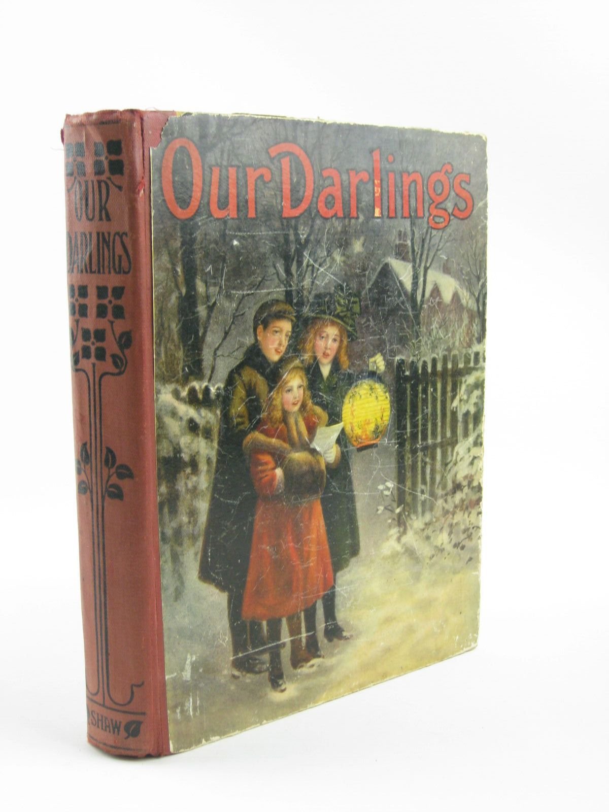 Photo of OUR DARLINGS illustrated by Aris, Ernest A. Wain, Louis Dudley, Ambrose et al.,  published by John F. Shaw & Co Ltd. (STOCK CODE: 1501367)  for sale by Stella & Rose's Books