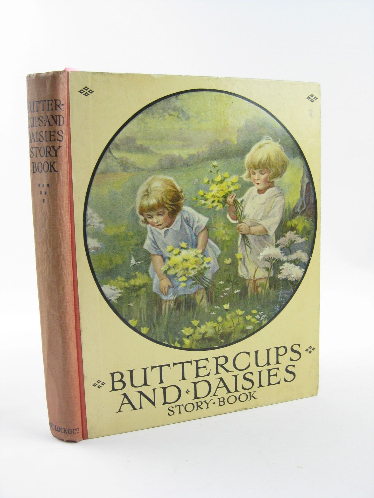 Photo of BUTTERCUPS AND DAISIES STORY BOOK written by Marsh-Lambert, H.G.C. Braine, Sheila E. Maybank, Thomas et al, illustrated by Wain, Louis Robinson, W. Heath Maybank, Thomas et al., Lambert, H.G.C. Marsh published by Ward, Lock & Co. Ltd. (STOCK CODE: 1501377)  for sale by Stella & Rose's Books