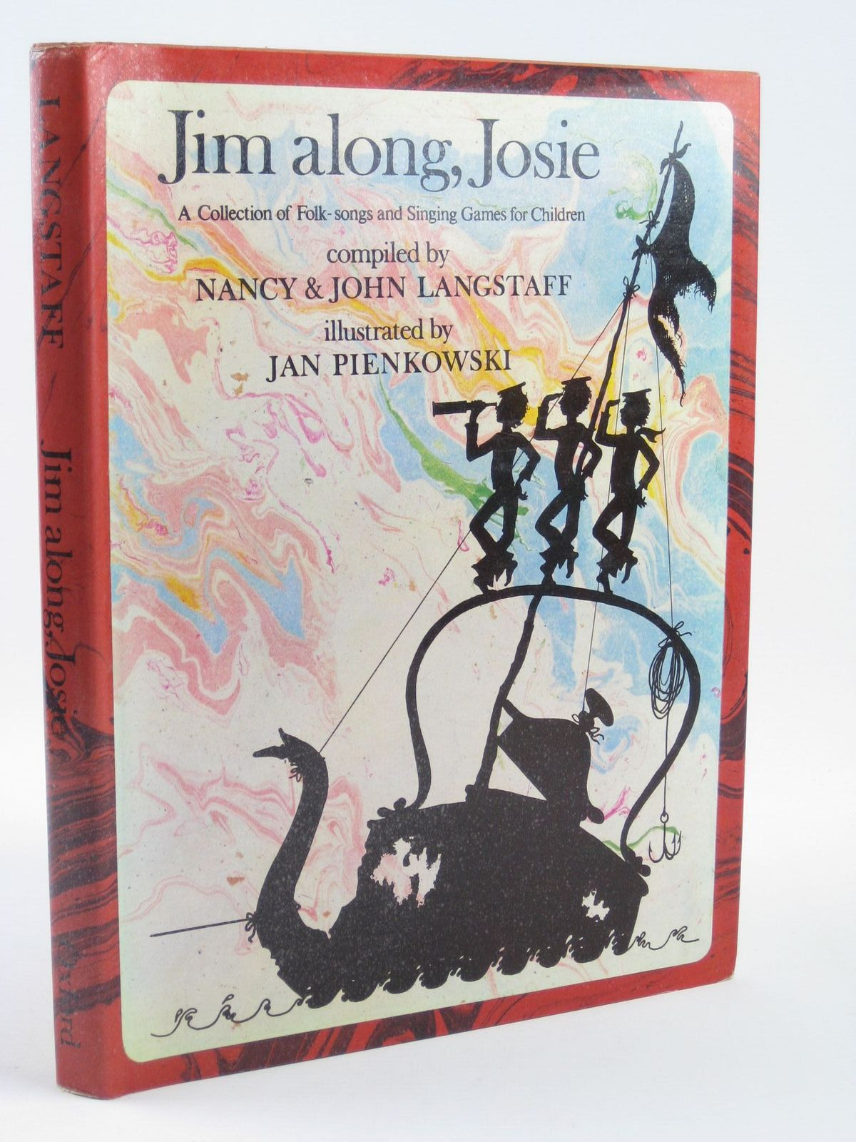 Photo of JIM ALONG, JOSIE written by Langstaff, John Langstaff, Nancy illustrated by Pienkowski, Jan published by Oxford University Press (STOCK CODE: 1501670)  for sale by Stella & Rose's Books