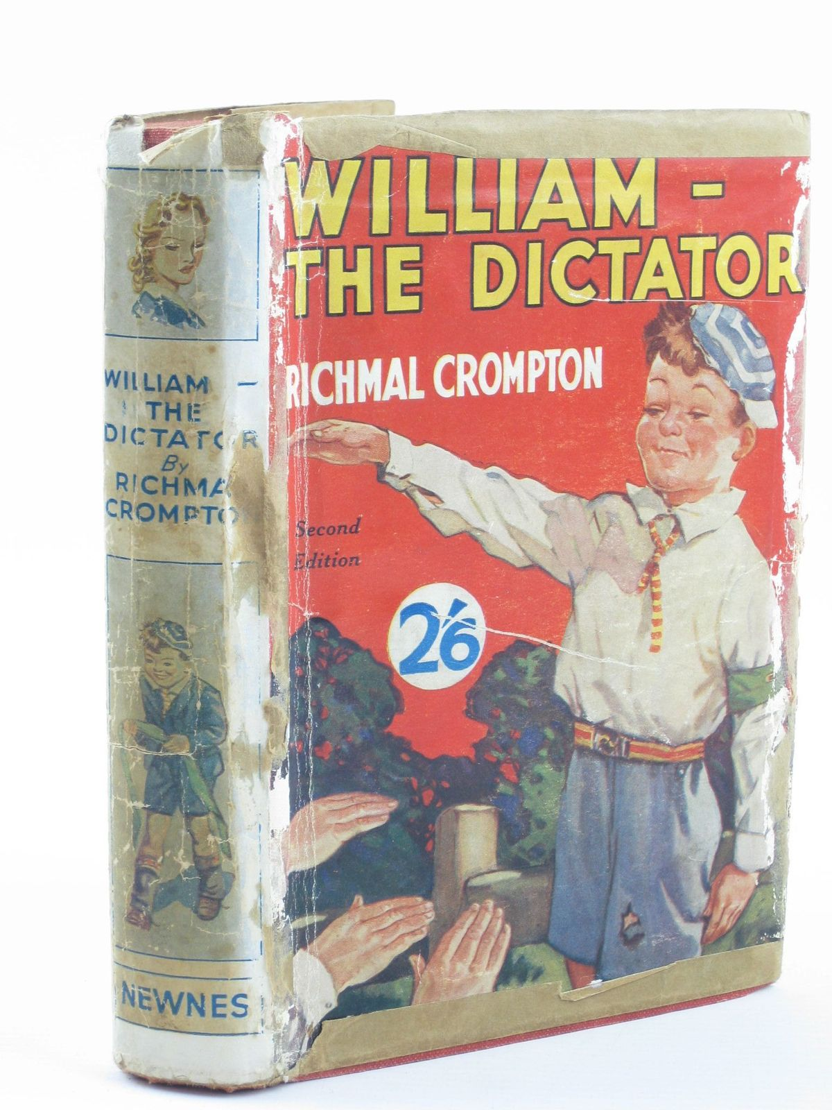 Photo of WILLIAM-THE DICTATOR- Stock Number: 1501683