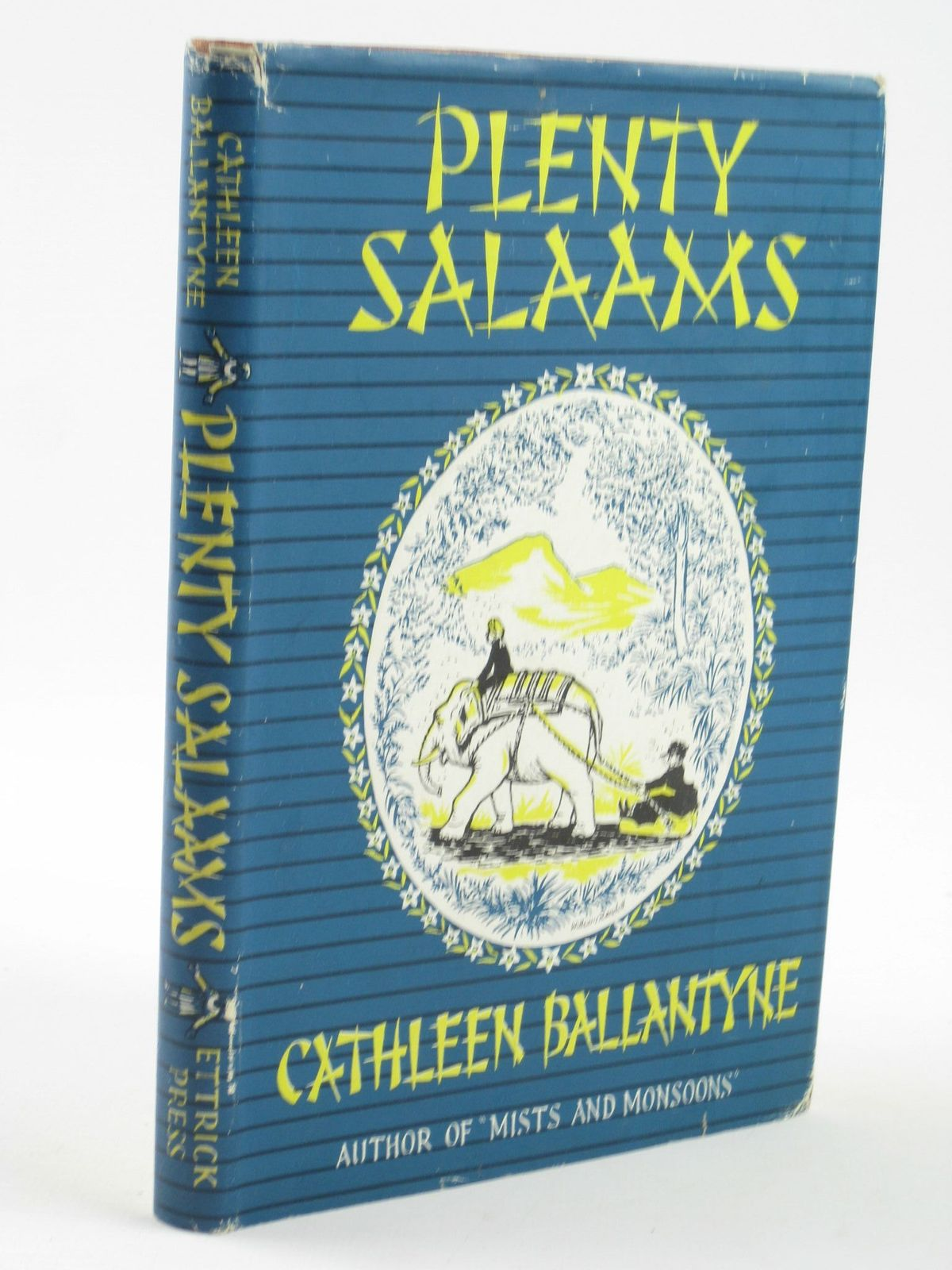Photo of PLENTY SALAAMS written by Ballantyne, Cathleen illustrated by Randell, William published by The Ettrick Press (STOCK CODE: 1501710)  for sale by Stella & Rose's Books