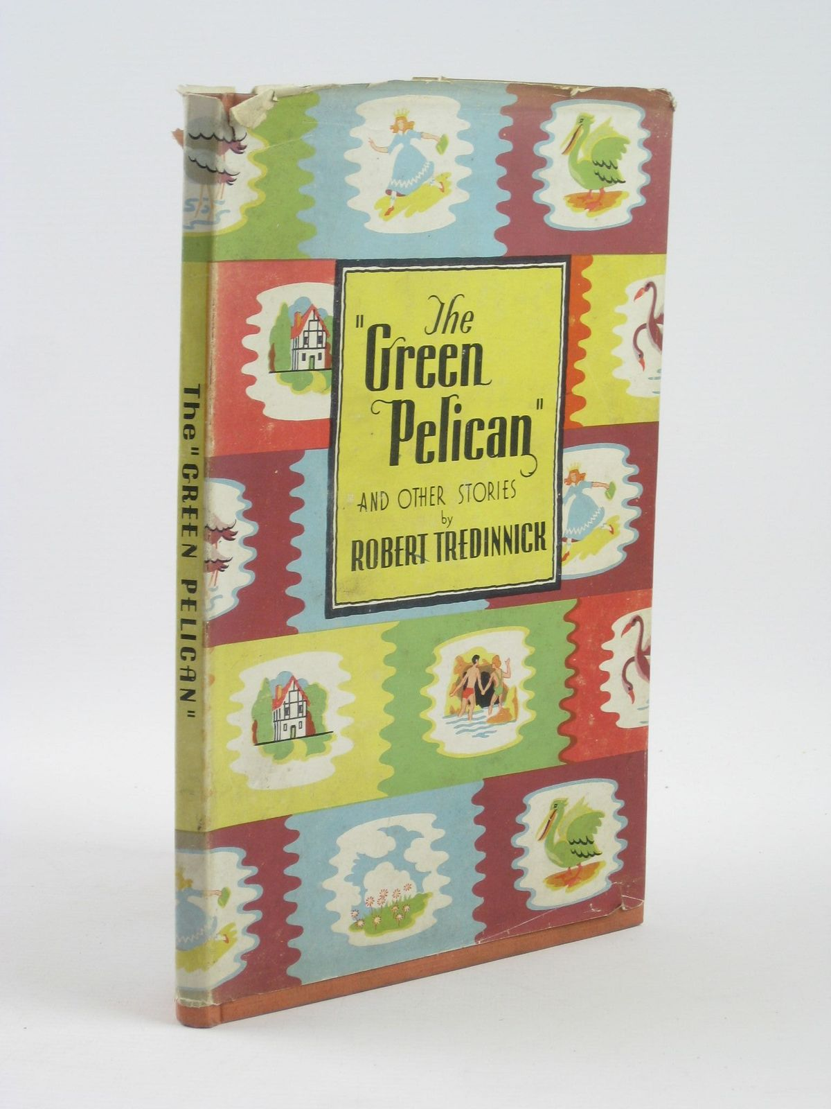 Photo of THE GREEN PELICAN AND OTHER STORIES- Stock Number: 1501775