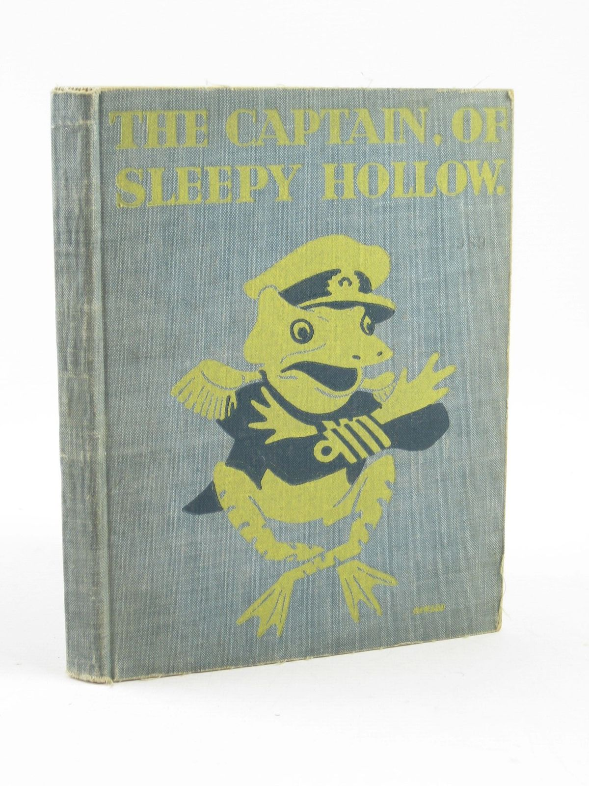 Photo of THE CAPTAIN, OF SLEEPY HOLLOW written by Gunton, T. Payten illustrated by Thorpe, L published by The Grant Educational Co. Ltd. (STOCK CODE: 1501856)  for sale by Stella & Rose's Books