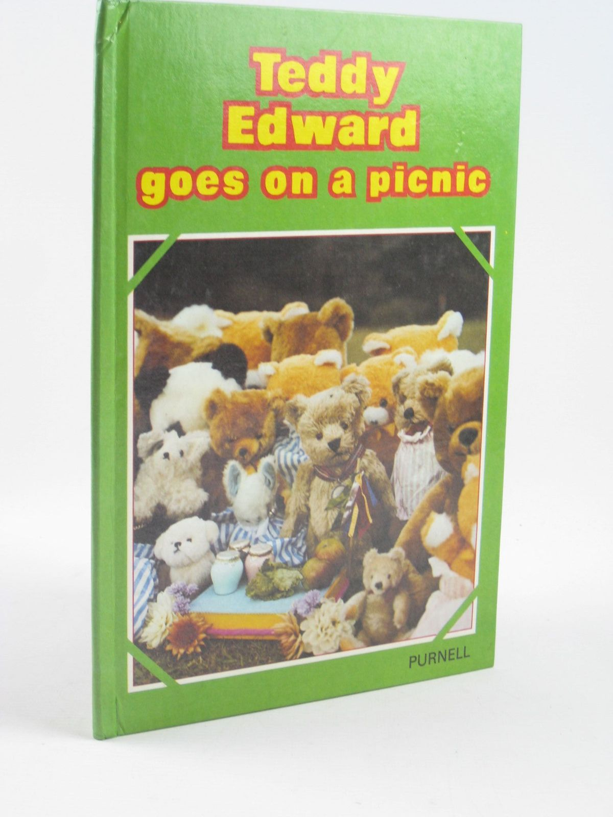 Photo of TEDDY EDWARD GOES ON A PICNIC- Stock Number: 1501869
