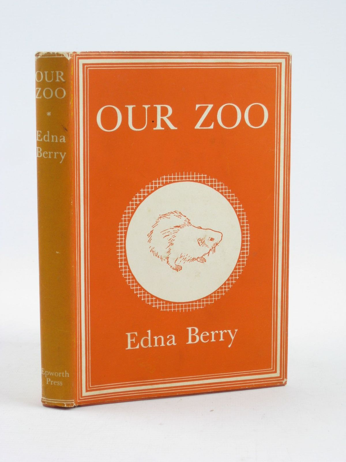 Photo of OUR ZOO written by Berry, Edna published by The Epworth Press (STOCK CODE: 1501909)  for sale by Stella & Rose's Books