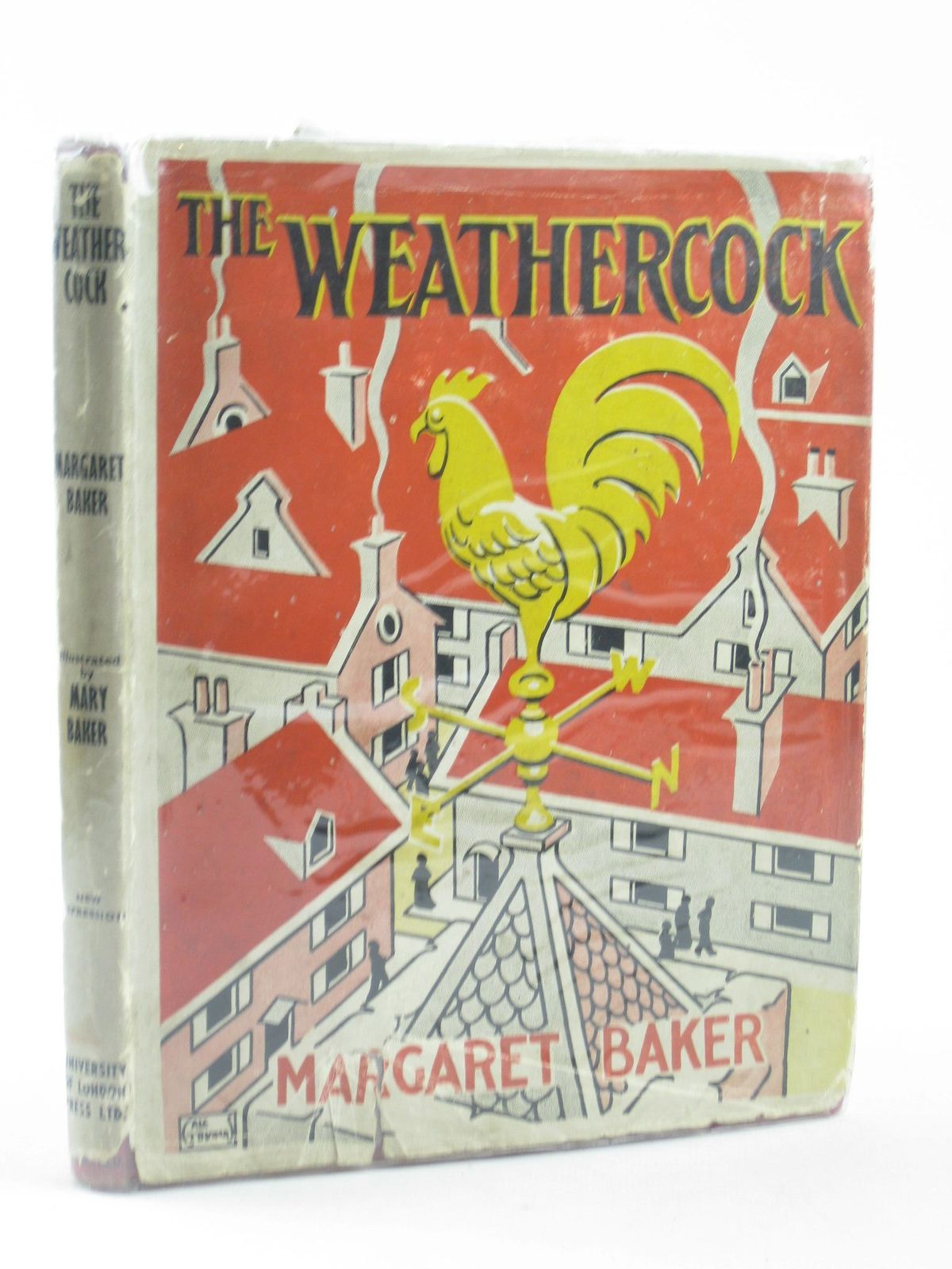 Photo of THE WEATHERCOCK AND OTHER STORIES written by Baker, Margaret illustrated by Baker, Mary published by University of London Press (STOCK CODE: 1501939)  for sale by Stella & Rose's Books