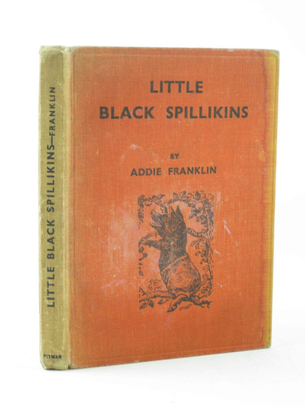 Photo of LITTLE BLACK SPILLIKINS written by Franklin, Addie illustrated by Knight, M. Forster published by Sir Isaac Pitman & Sons Ltd. (STOCK CODE: 1502118)  for sale by Stella & Rose's Books