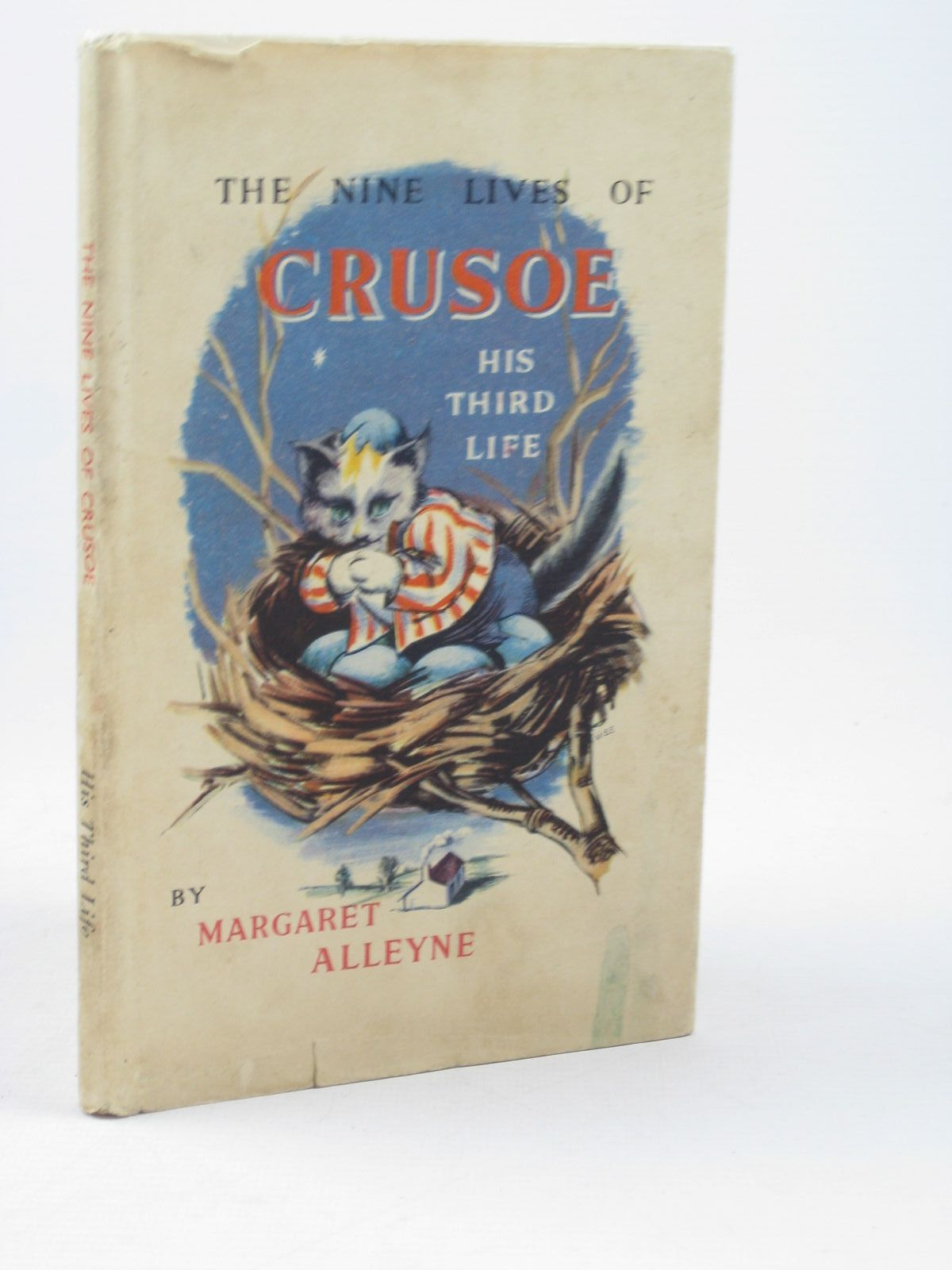 Photo of THE NINE LIVES OF CRUSOE - HIS THIRD LIFE- Stock Number: 1502317