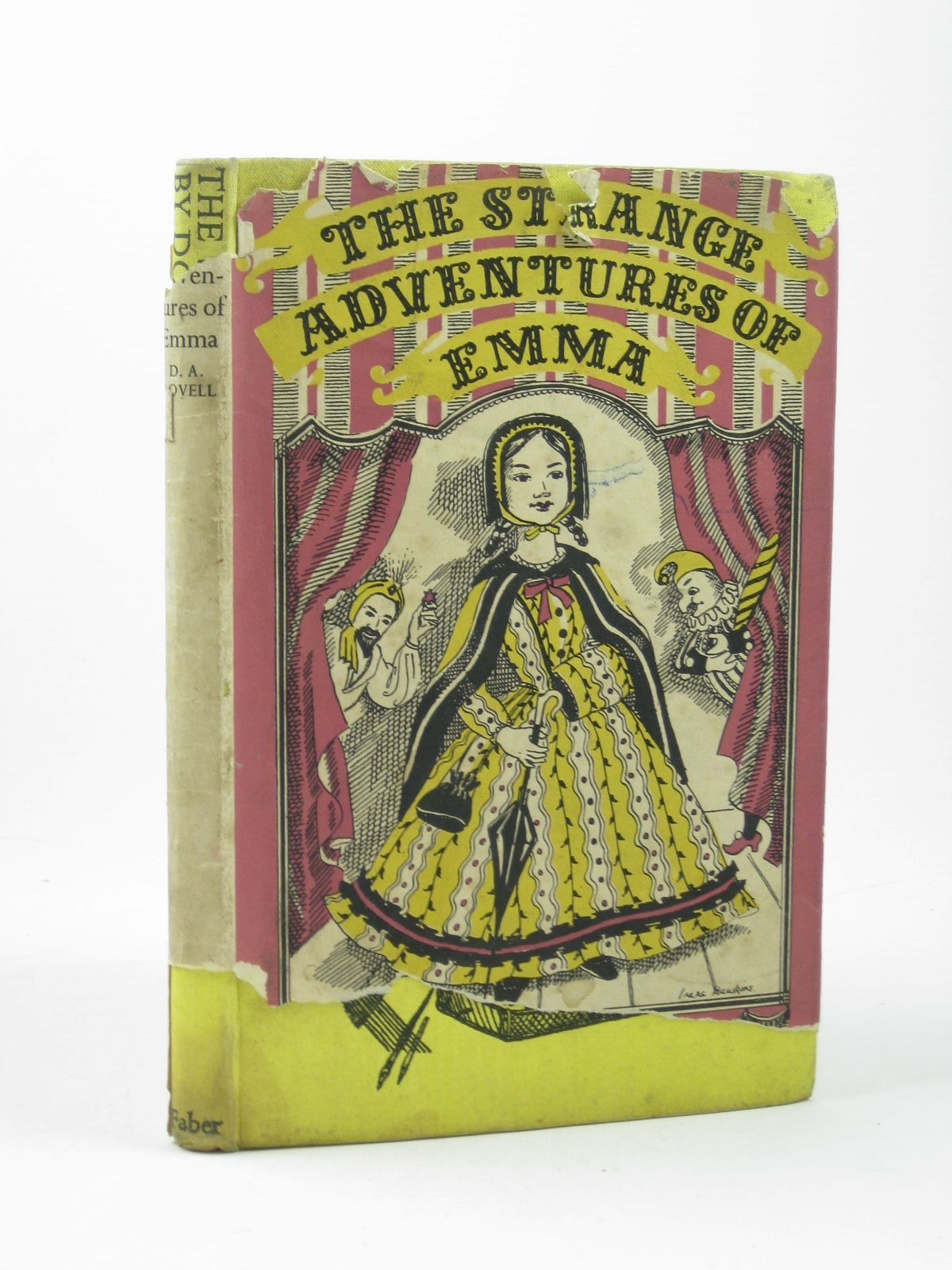 Photo of THE STRANGE ADVENTURES OF EMMA- Stock Number: 1502365