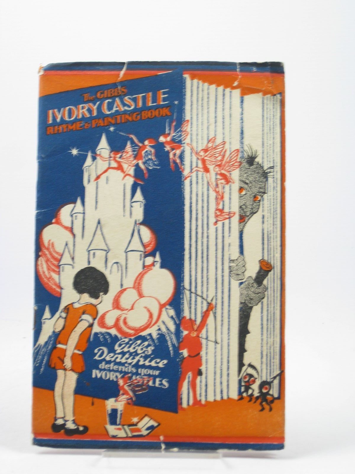 Photo of THE IVORY CASTLE RHYME AND PAINTING BOOK published by D. & W. Gibbs Ltd. (STOCK CODE: 1502436)  for sale by Stella & Rose's Books