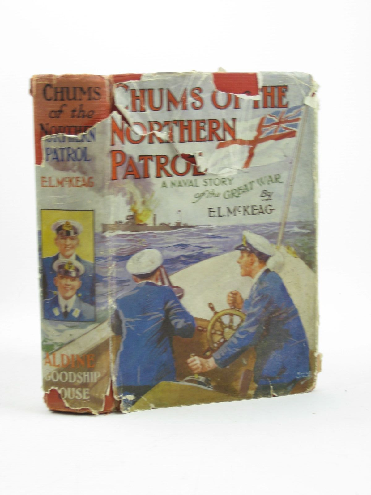 Photo of CHUMS OF THE NORTHERN PATROL- Stock Number: 1502585