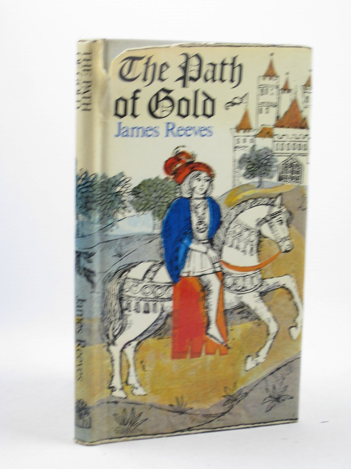 Photo of THE PATH OF GOLD written by Reeves, James illustrated by Turska, Krystyna published by Hamish Hamilton (STOCK CODE: 1502589)  for sale by Stella & Rose's Books