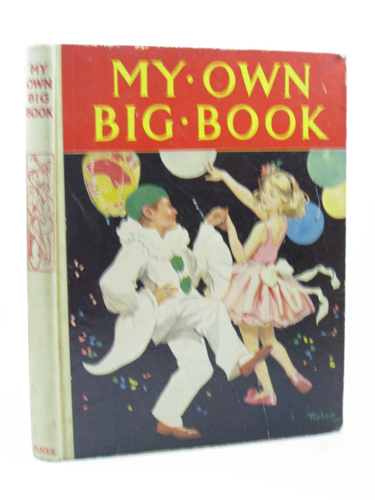 Photo of MY OWN BIG BOOK illustrated by Appleton, Honor C. Woolley, Insall, Frank Earnshaw, Harold et al., published by Blackie & Son Ltd. (STOCK CODE: 1502623)  for sale by Stella & Rose's Books