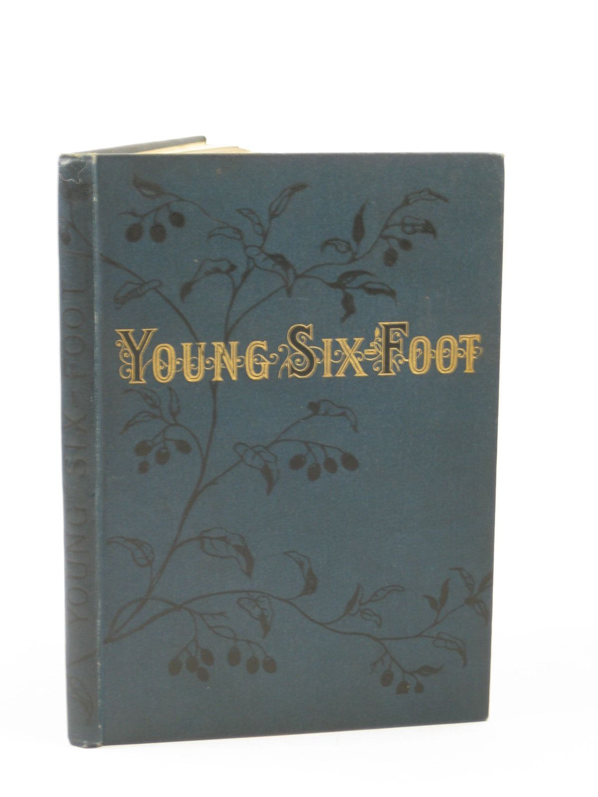 Photo of YOUNG SIX-FOOT written by Garnett, Mrs. Charles published by Society for Promoting Christian Knowledge (STOCK CODE: 1502688)  for sale by Stella & Rose's Books