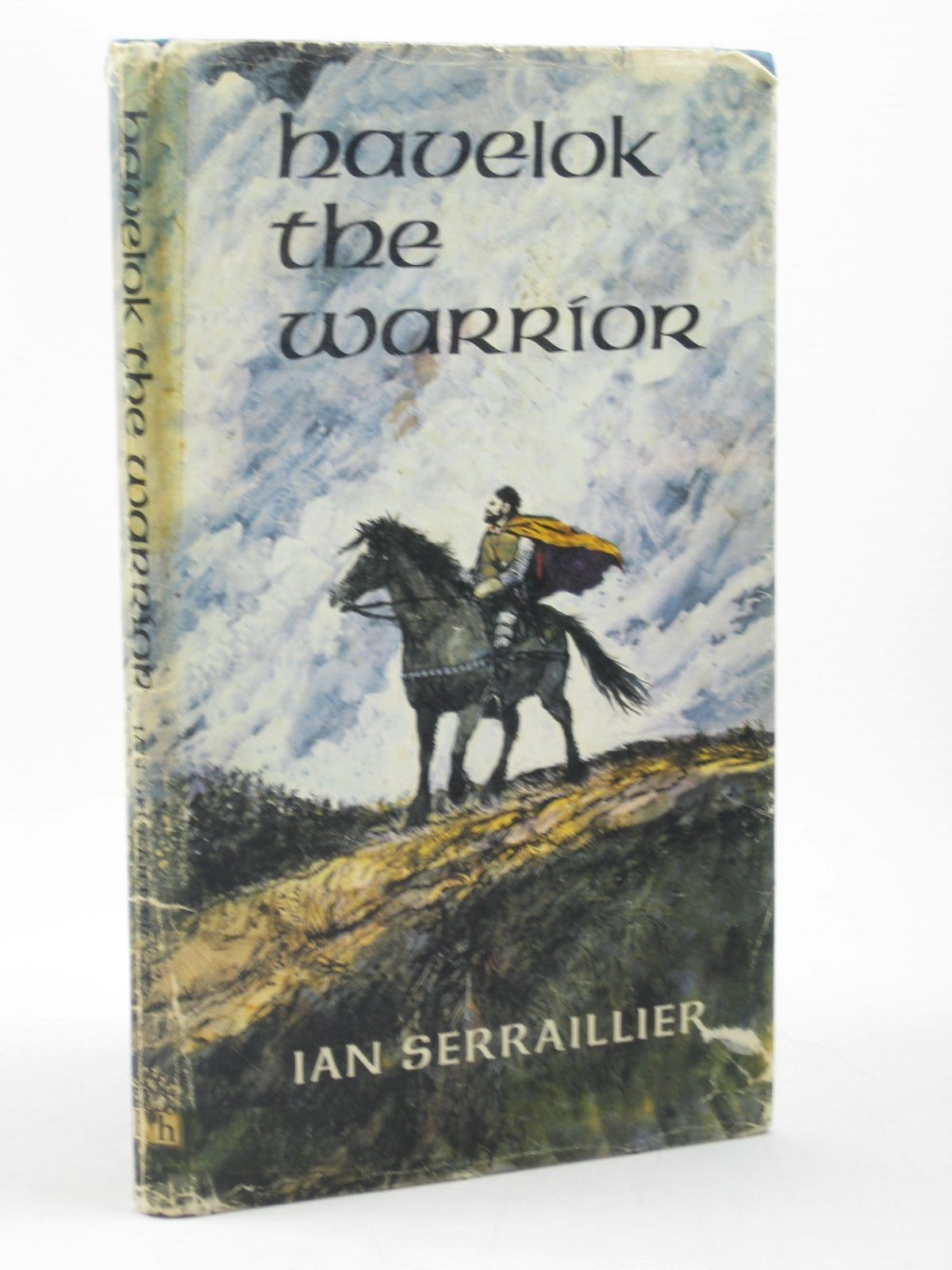 Photo of HAVELOK THE WARRIOR written by Serraillier, Ian illustrated by Floyd, Gareth published by Hamish Hamilton (STOCK CODE: 1502694)  for sale by Stella & Rose's Books