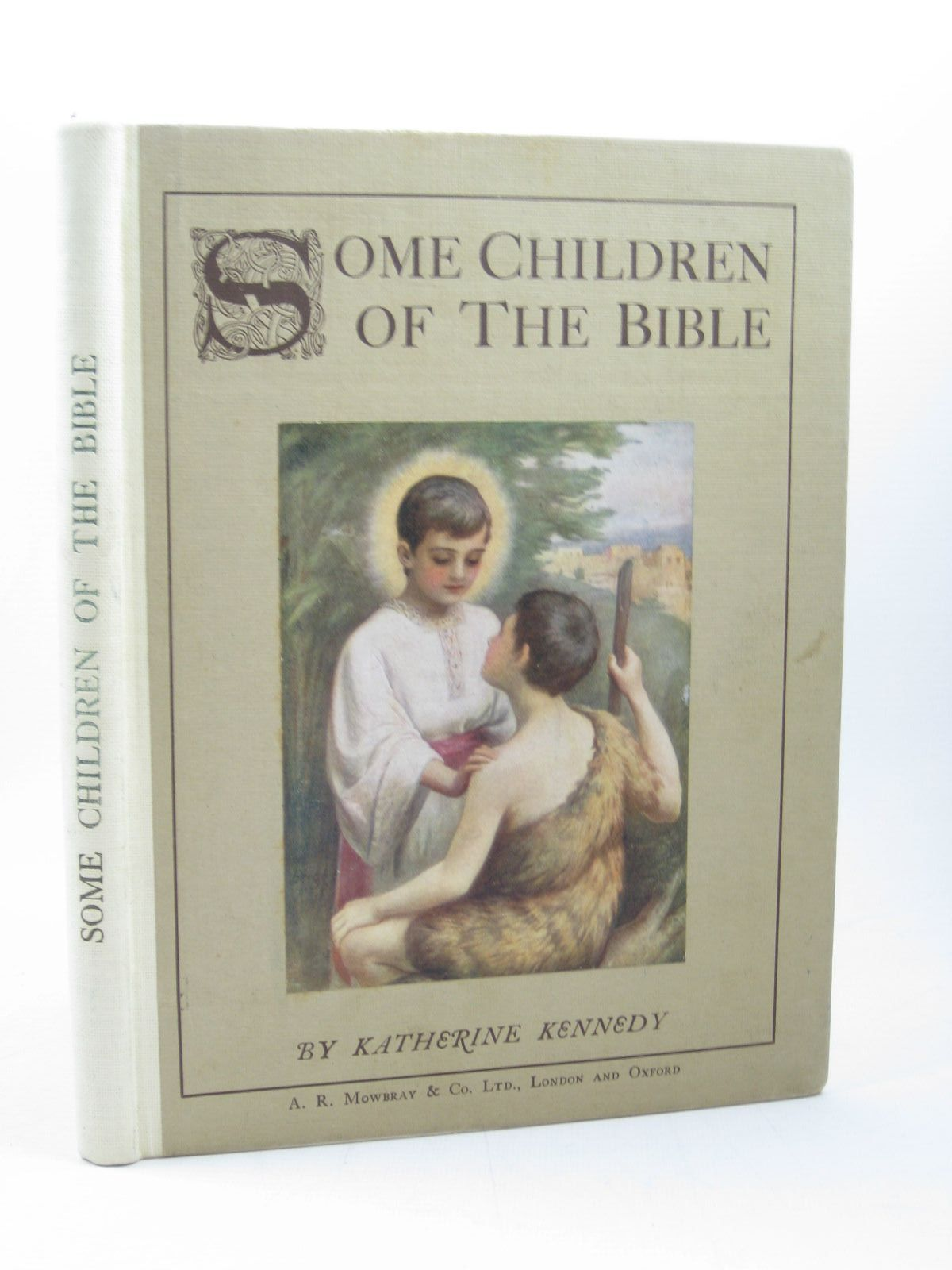 Photo of SOME CHILDREN OF THE BIBLE- Stock Number: 1502754