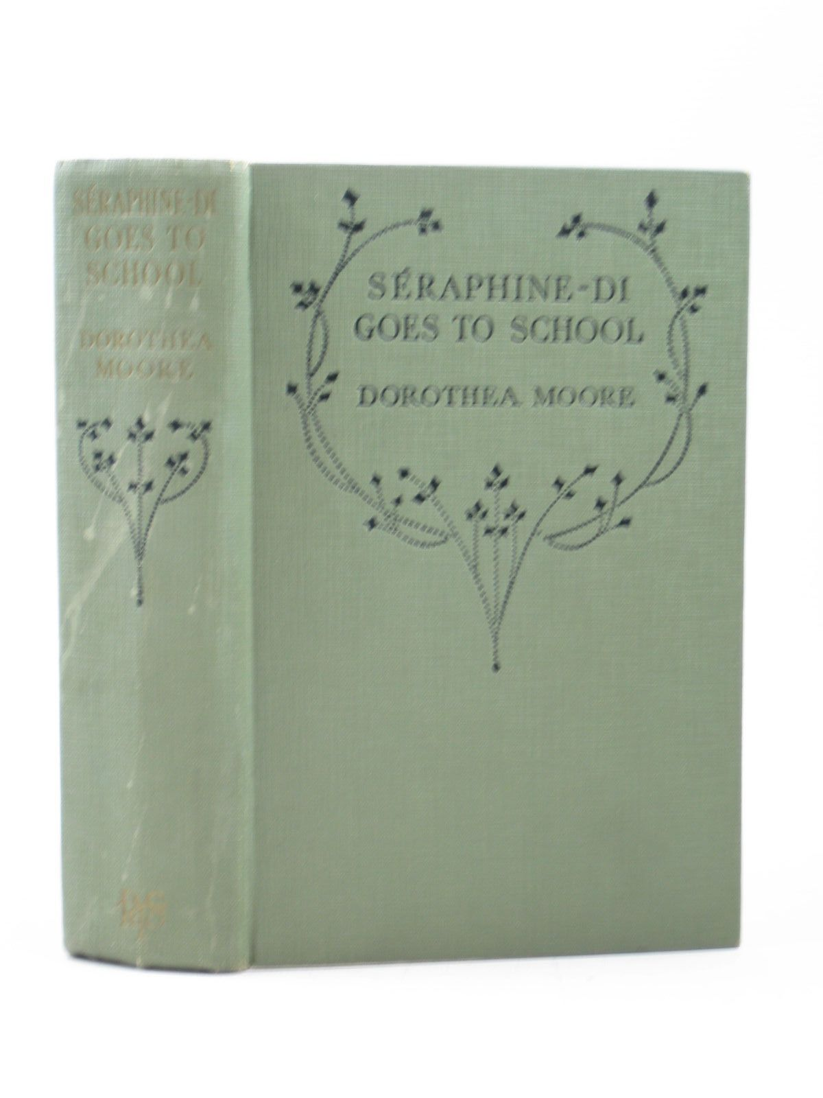 Photo of SERAPHINE-DI GOES TO SCHOOL written by Moore, Dorothea published by The Girl's Own Paper Office (STOCK CODE: 1502869)  for sale by Stella & Rose's Books